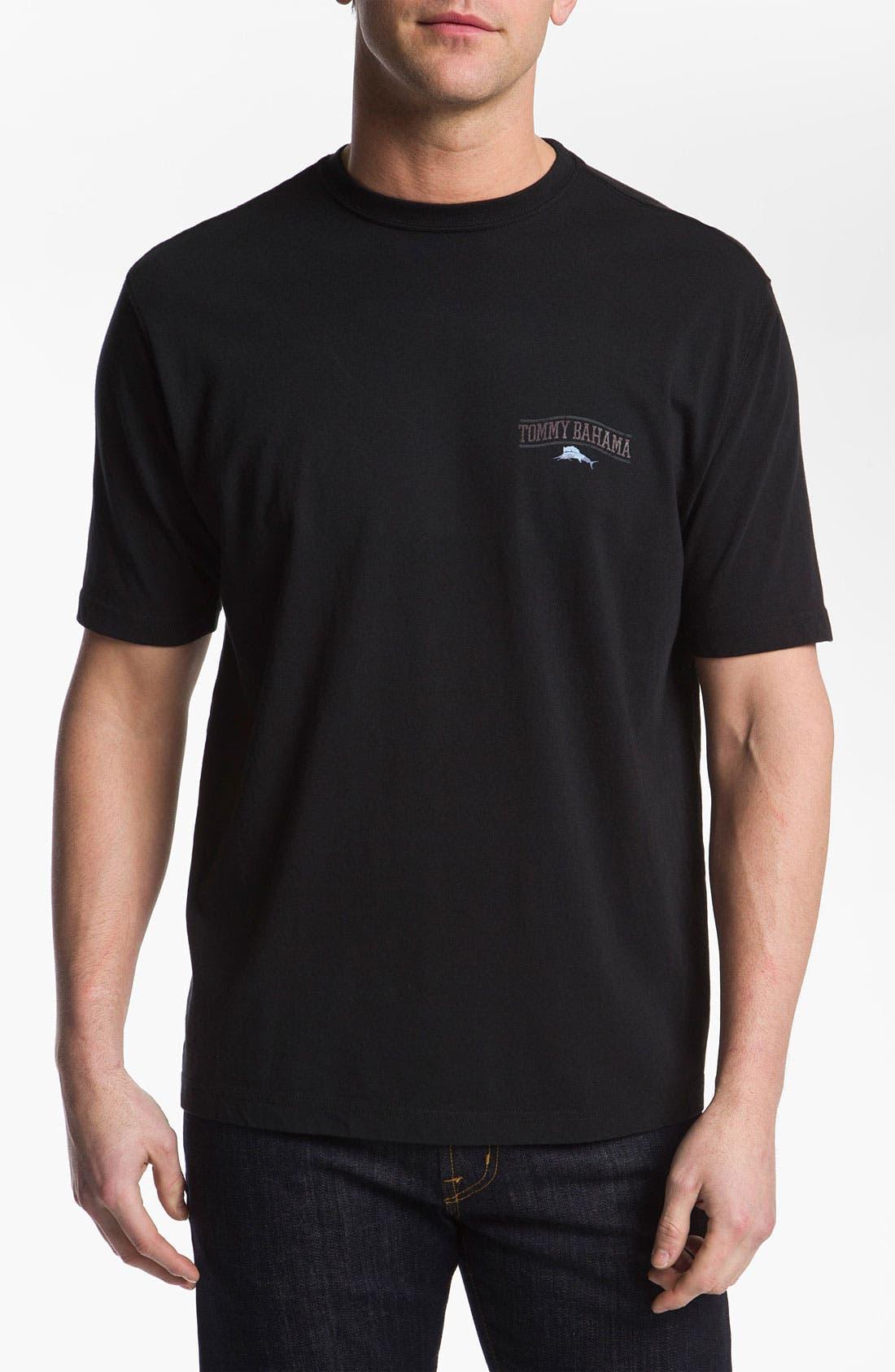 Alternate Image 2  - Tommy Bahama Cotton T-Shirt