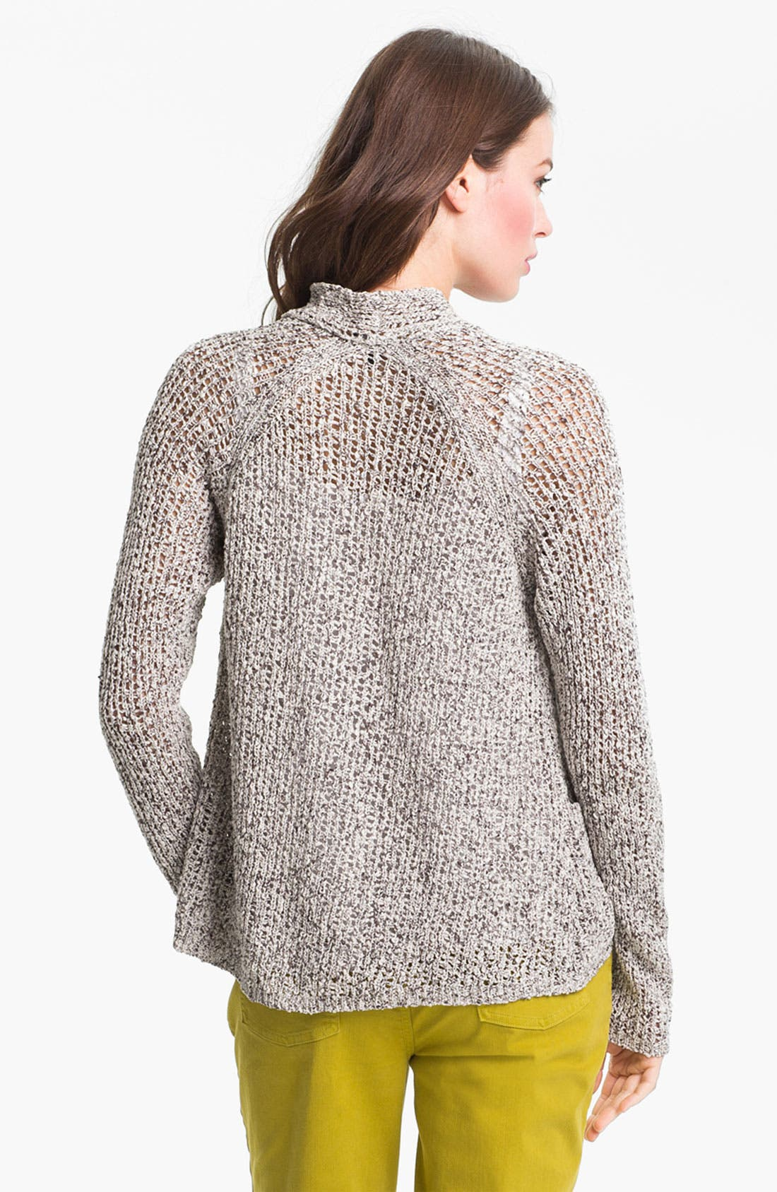 Alternate Image 2  - Eileen Fisher Raglan Sleeve Cardigan