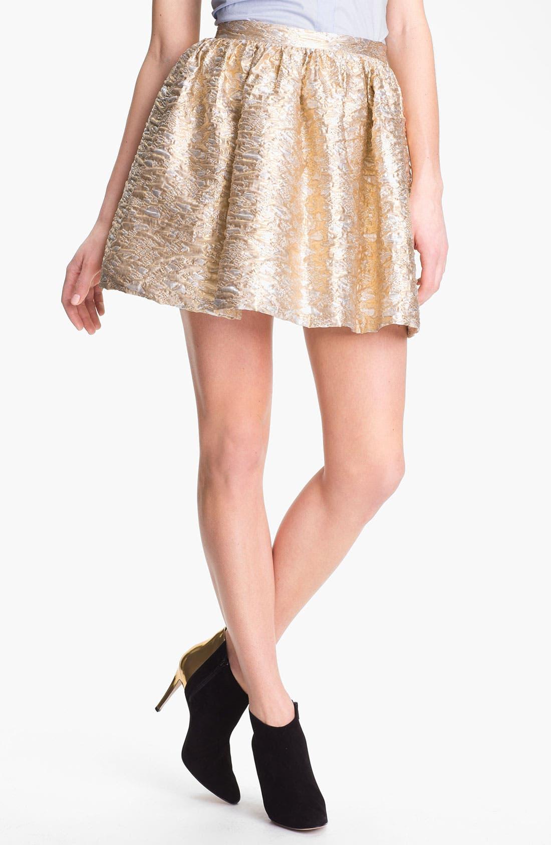 Alternate Image 1 Selected - Man Repeller X PJK 'Laverne' Skirt