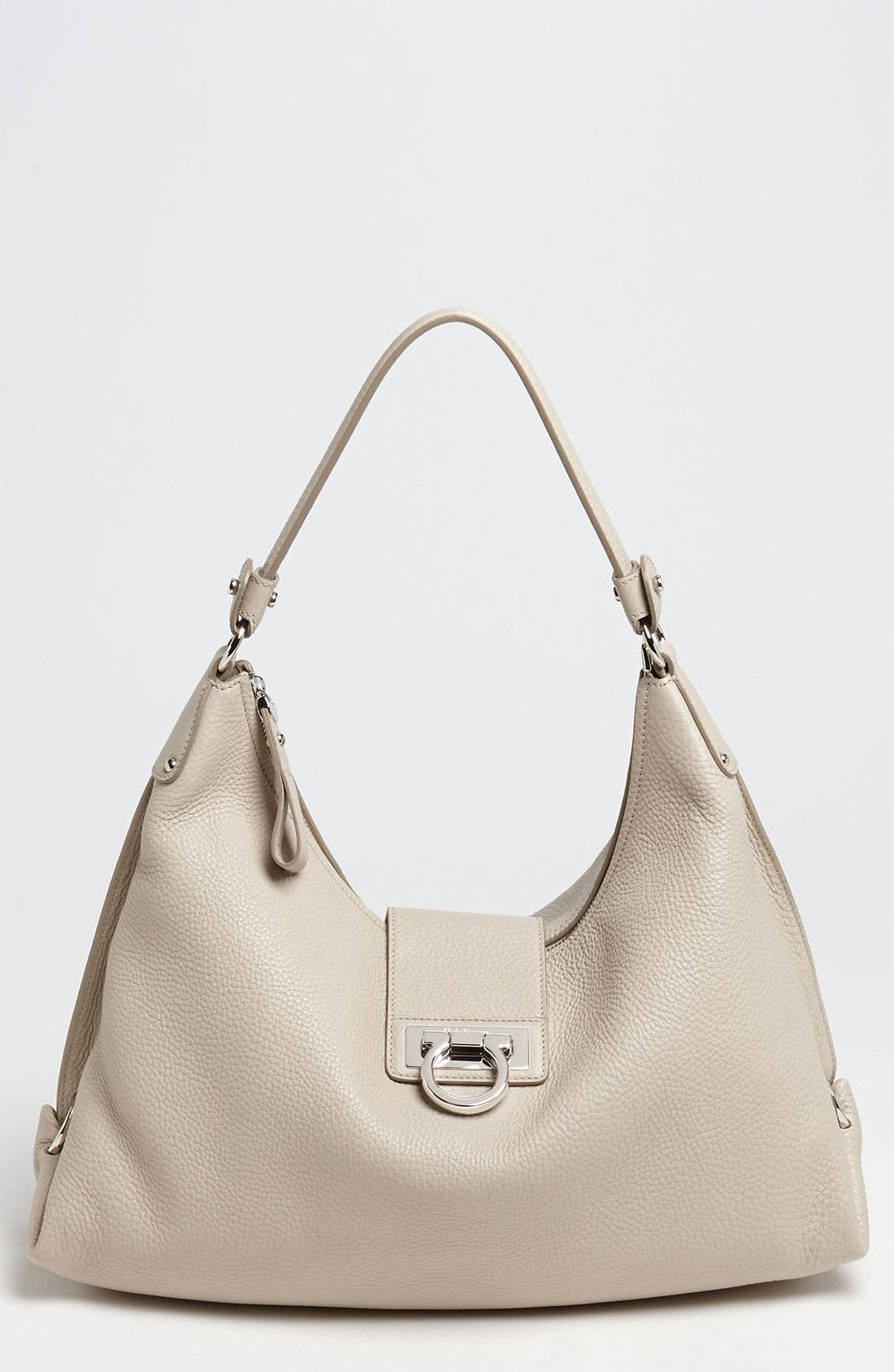 Alternate Image 1 Selected - Salvatore Ferragamo 'Fanisa' Hobo