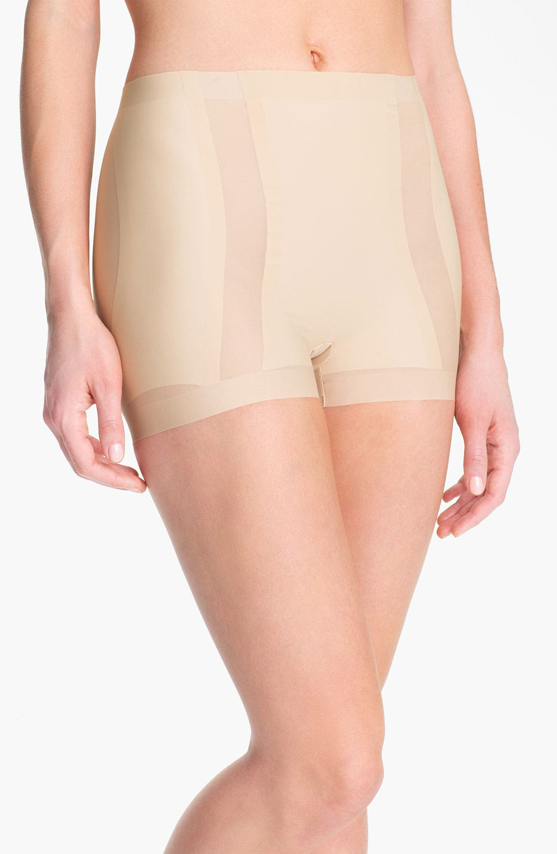 Main Image - DKNY 'Fusion Light' Shaping Boyshorts