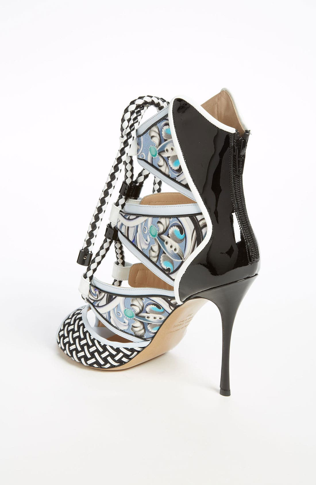 Alternate Image 2  - Nicholas Kirkwood 'Tie Up' Sandal