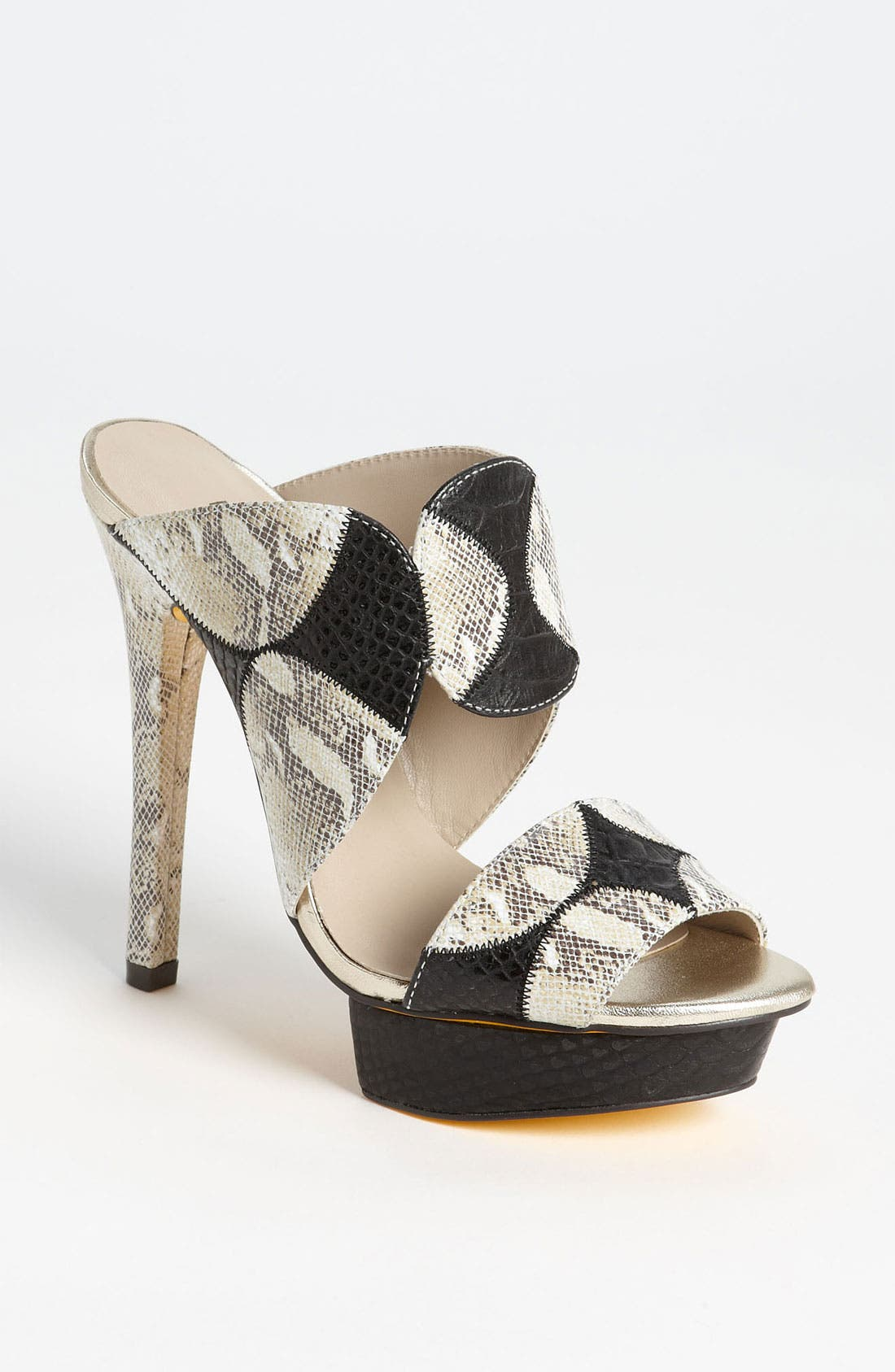Alternate Image 1 Selected - Blonde Ambition 'Ralley' Sandal