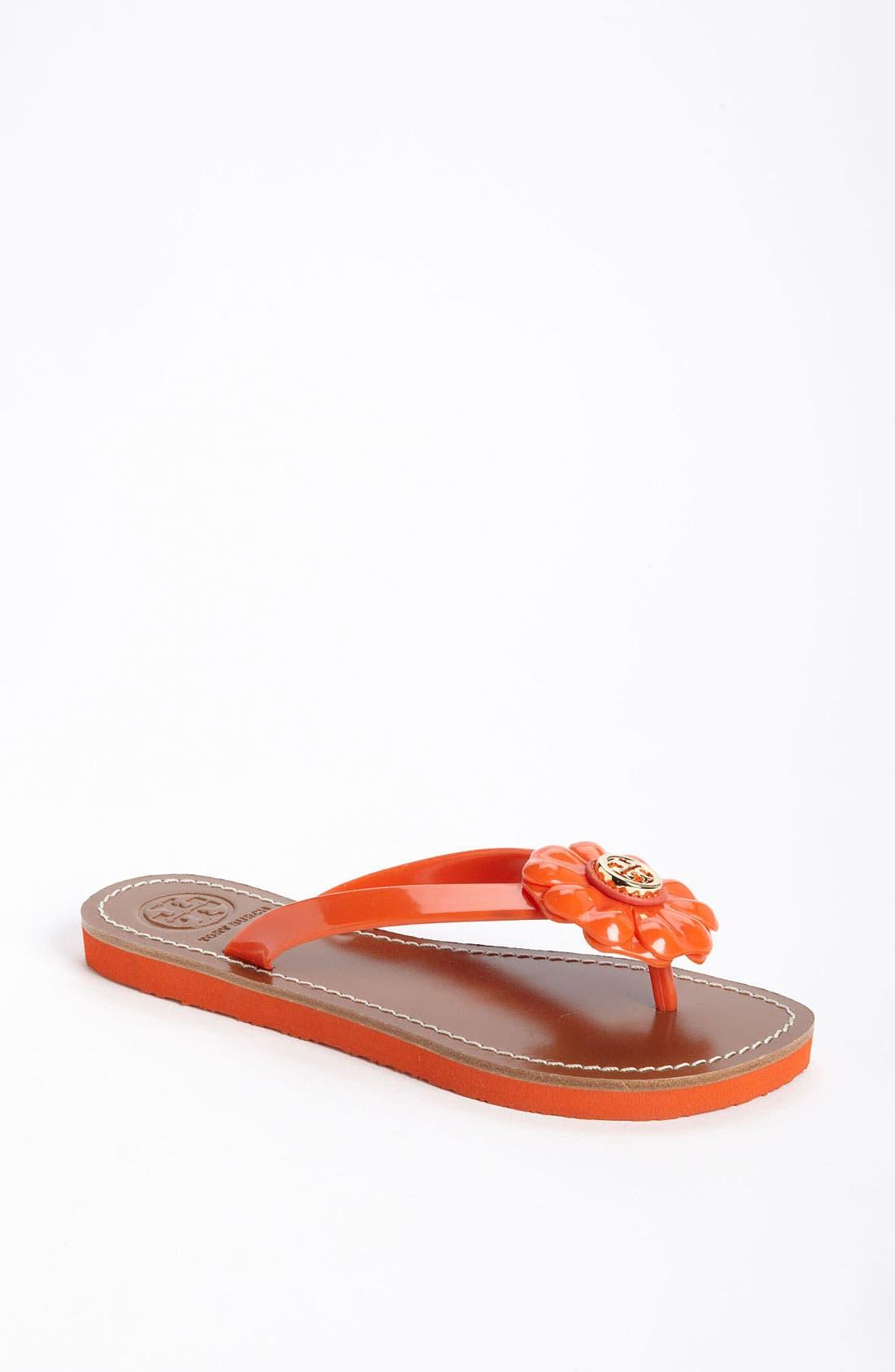Main Image - Tory Burch 'Adalia' Thong Sandal