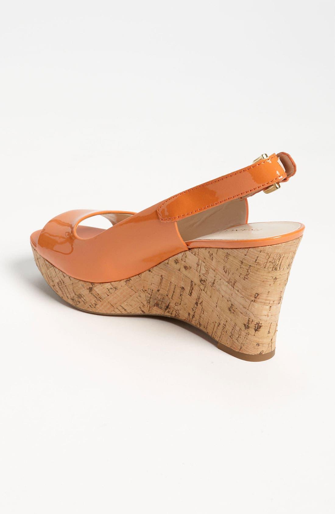 Alternate Image 2  - Franco Sarto 'Colley' Wedge Sandal