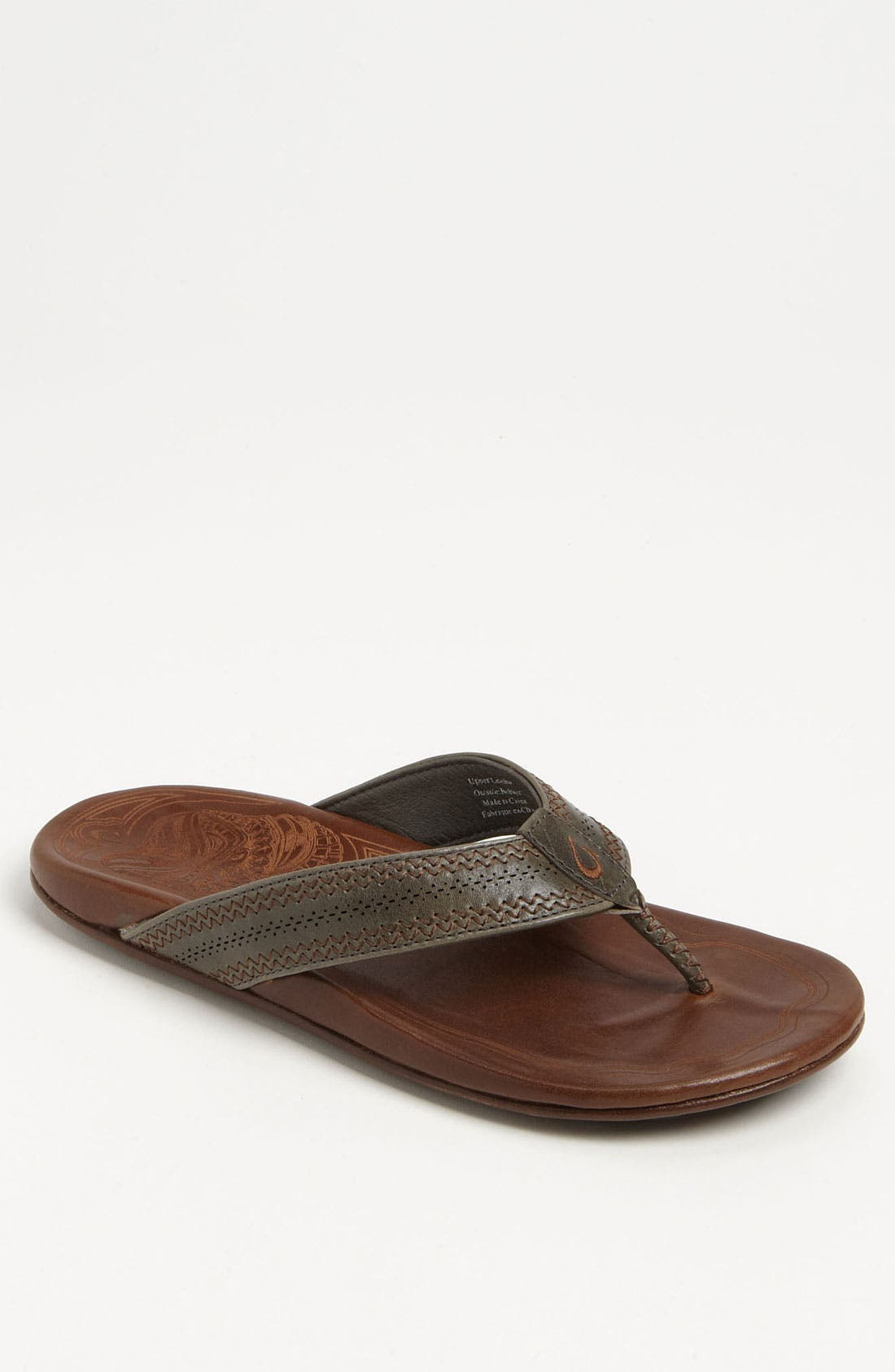 Alternate Image 1 Selected - OluKai 'Pookela' Flip Flop (Men)