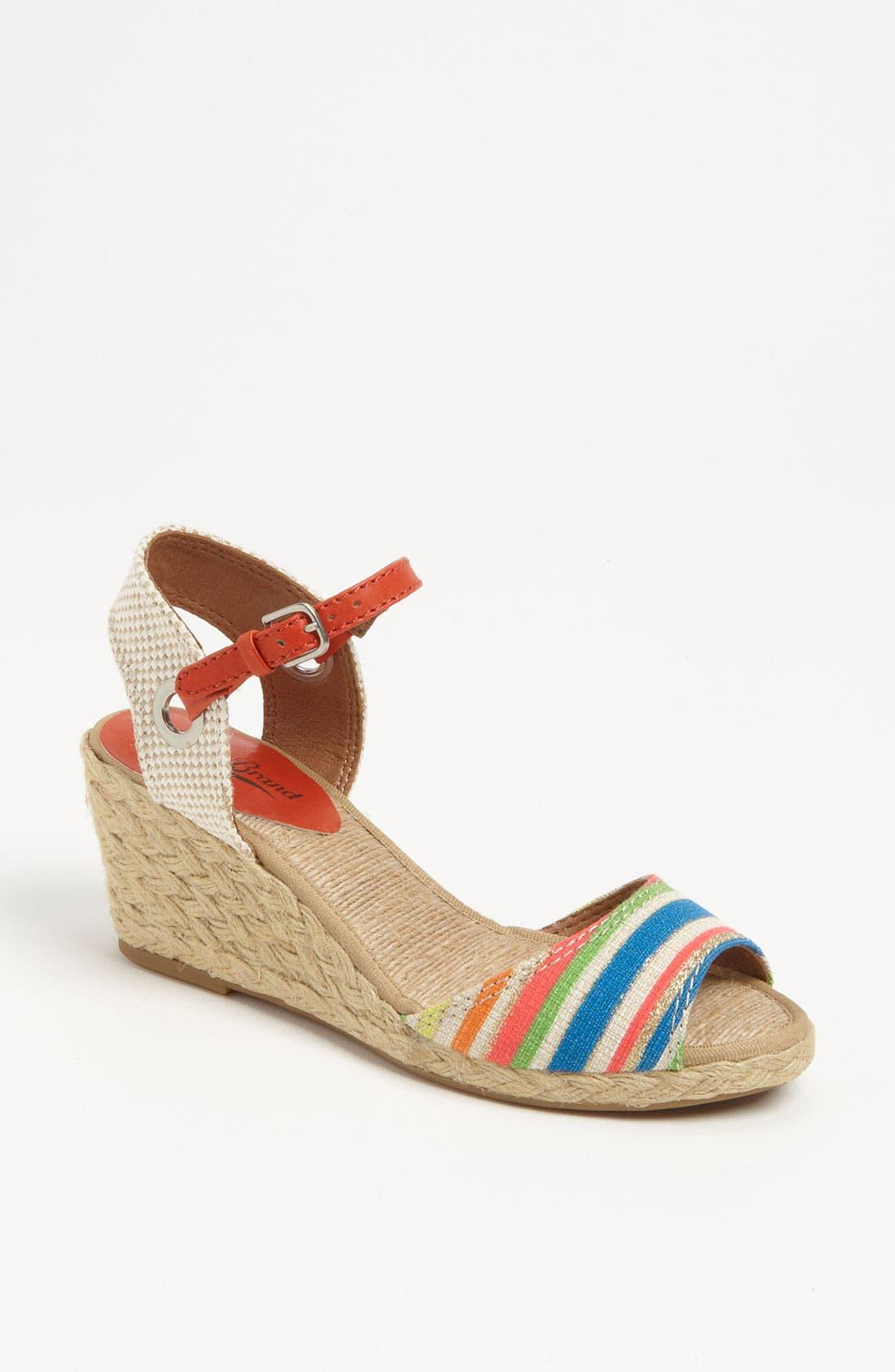 Main Image - Lucky Brand 'Kyndra' Sandal