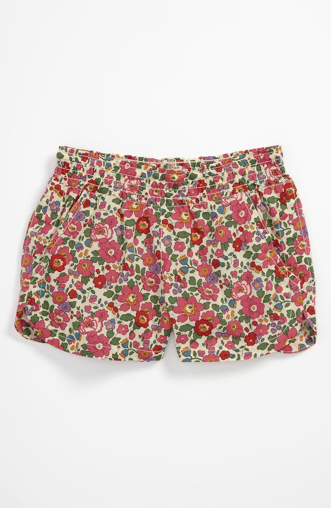 Main Image - Peek 'Sara' Shorts (Toddler, Little Girls & Big Girls)
