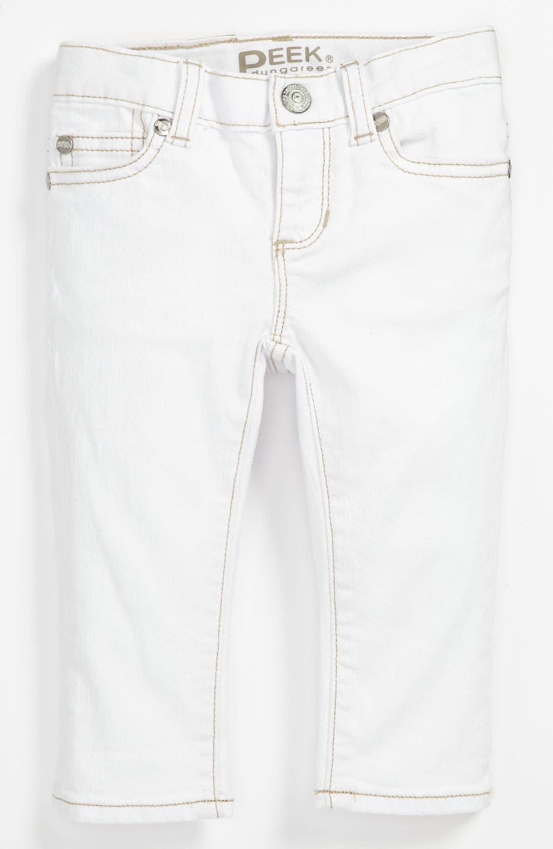 Alternate Image 2  - Peek 'Maya' Skinny Jeans (Baby)