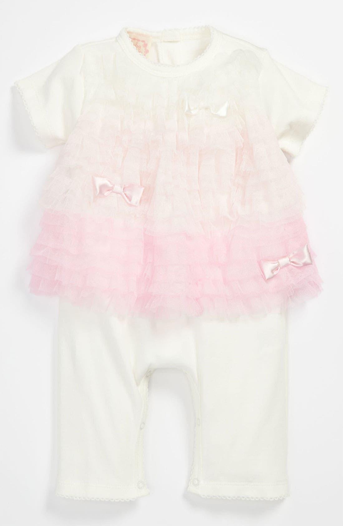 Main Image - Biscotti Coveralls (Baby)