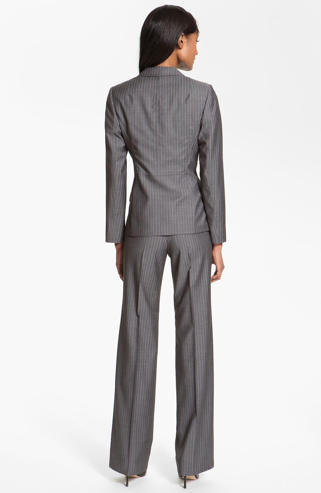 Alternate Image 5  - Santorelli 'Vicky' Wool Jacket