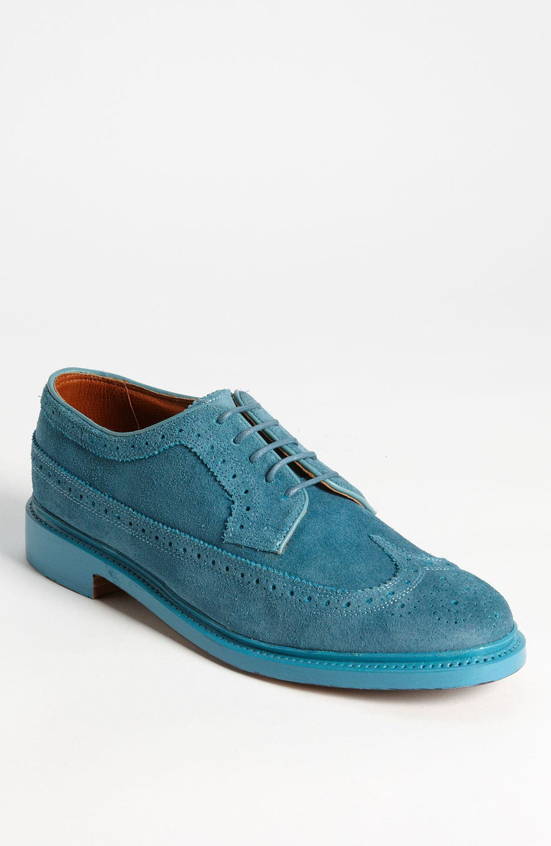 Main Image - Florsheim by Duckie Brown Suede Longwing