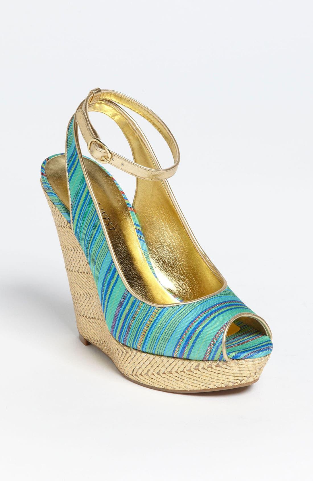 Main Image - Nine West 'Karmic' Sandal