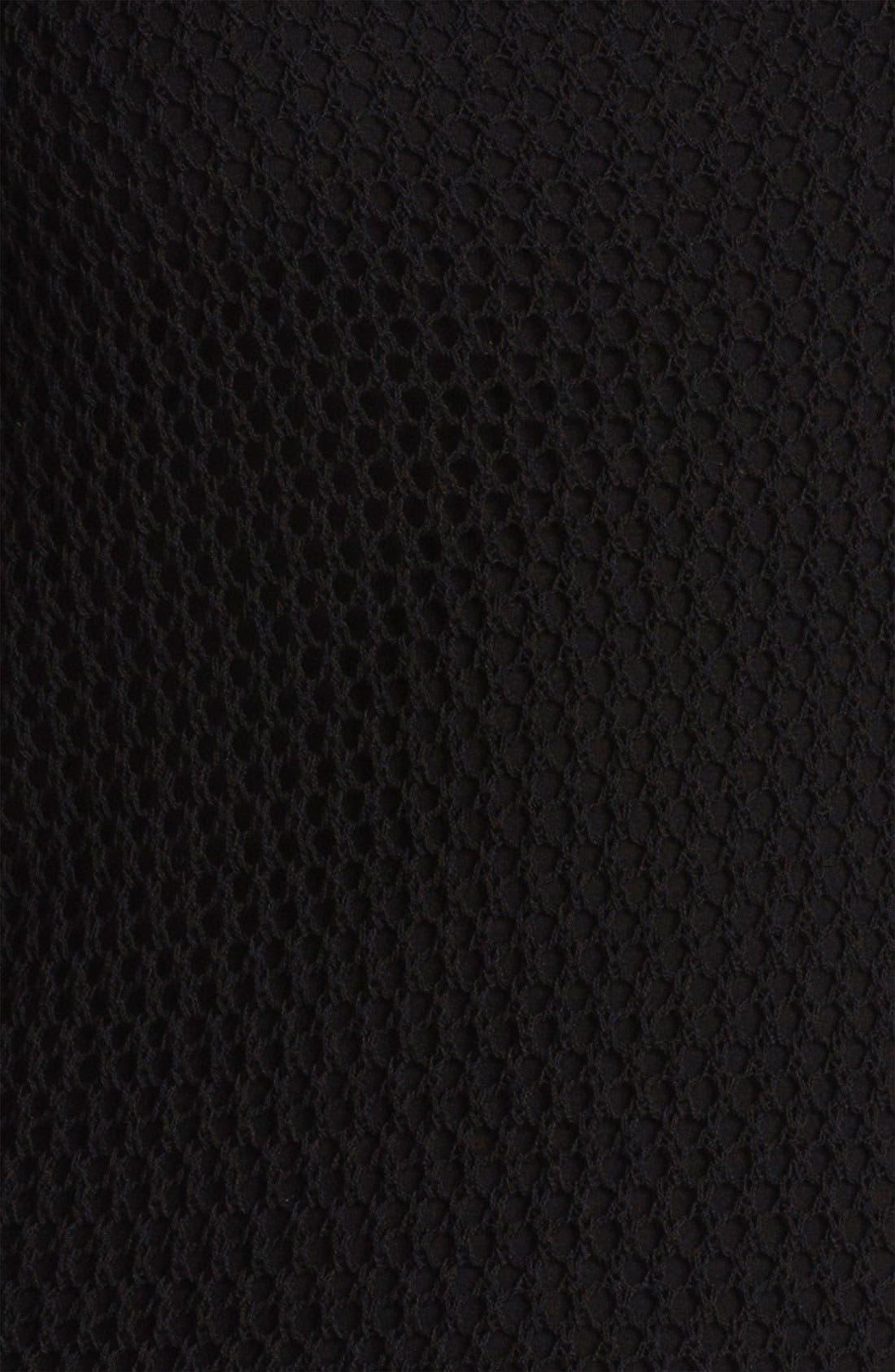 Alternate Image 3  - Caslon® Open Stitch Sweater