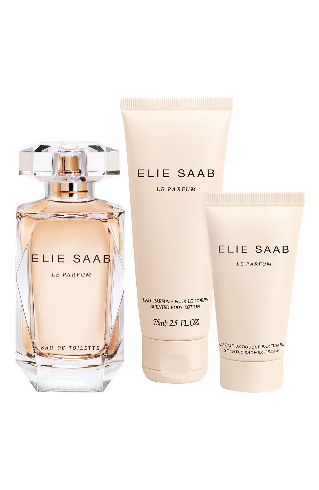 Alternate Image 1 Selected - Elie Saab 'Le Parfum' Eau de Toilette Gift Set