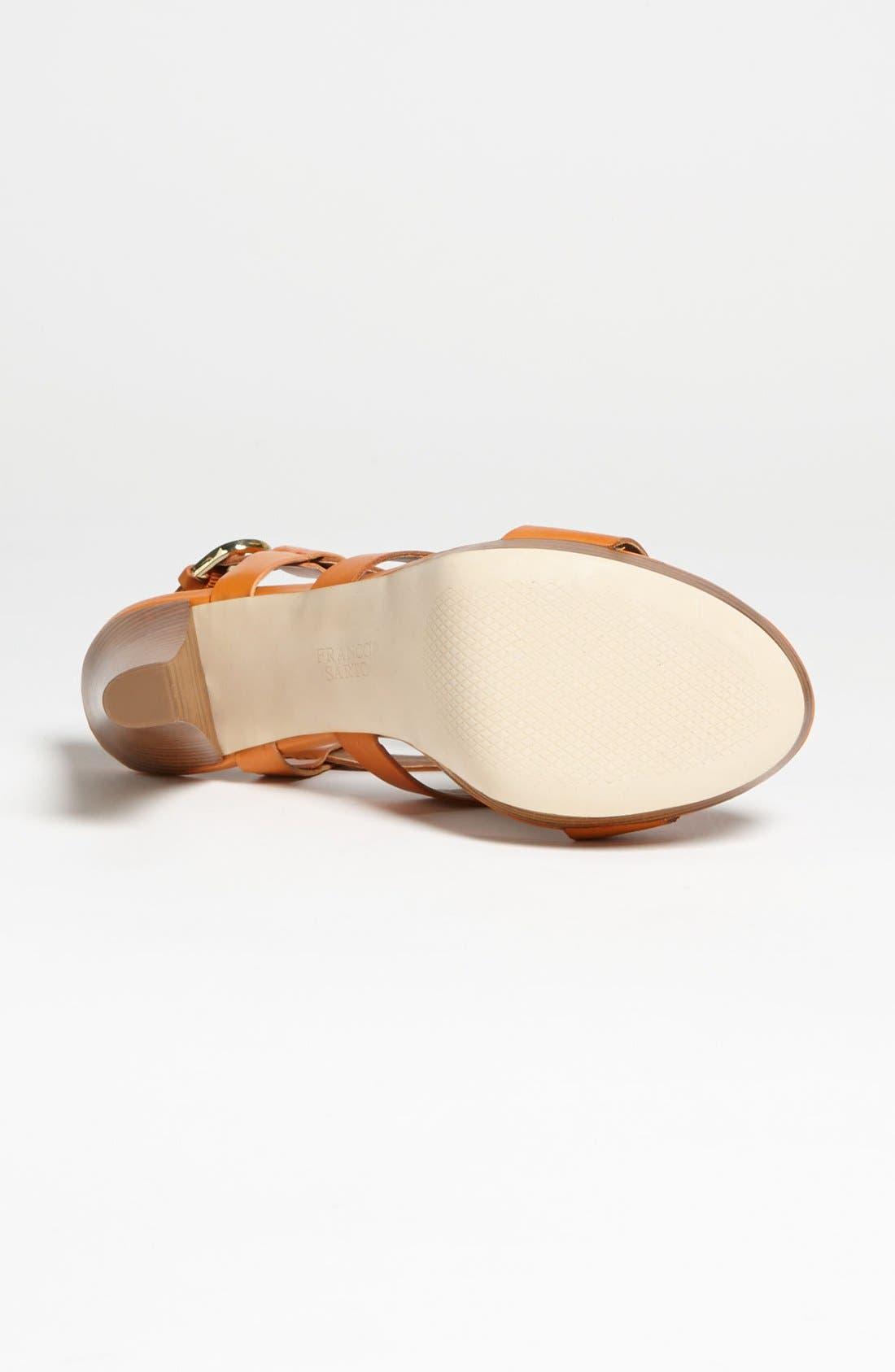 Alternate Image 4  - Franco Sarto 'Betsy' Sandal