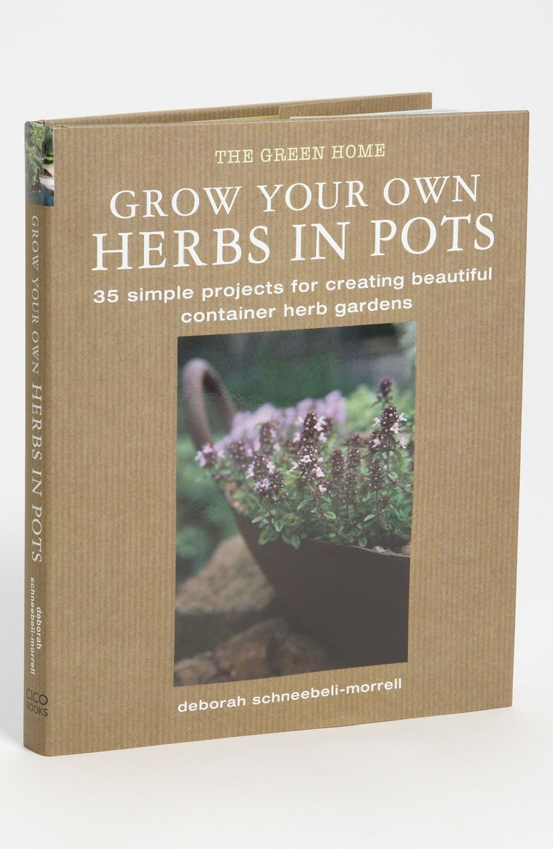 Main Image - 'Grow Your Own Herbs in Pots' Gardening Book