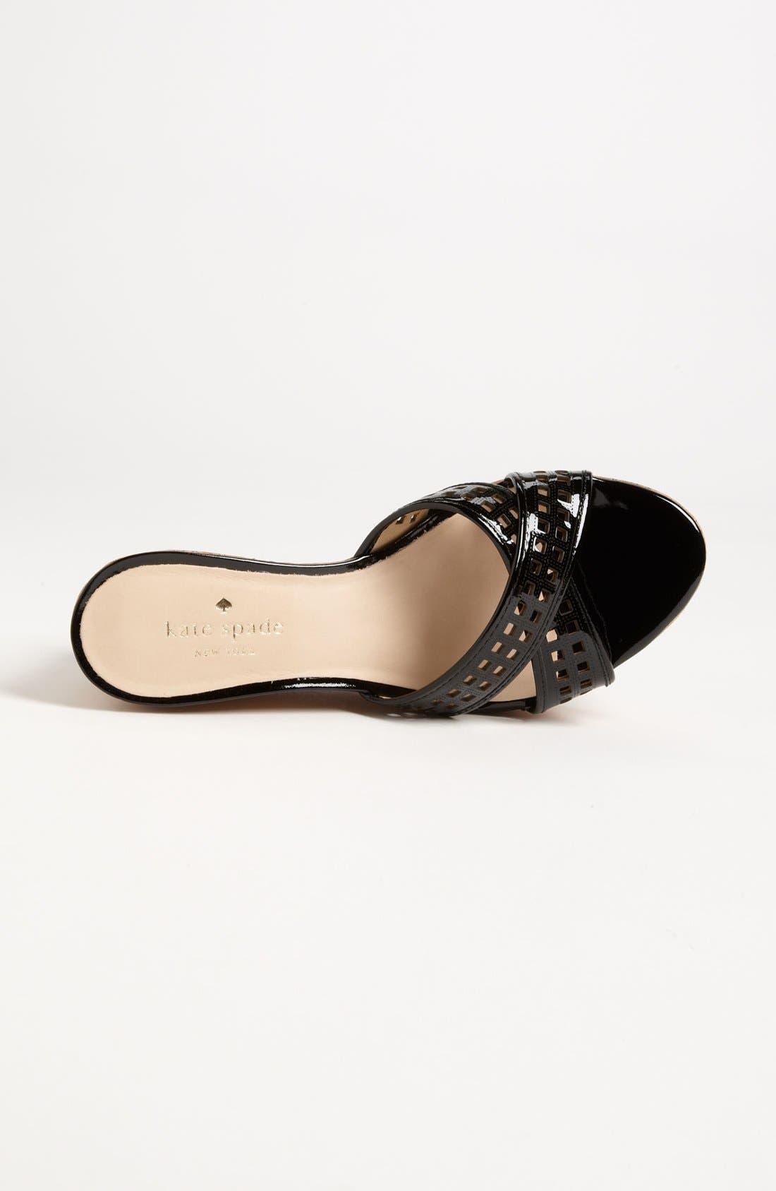 Alternate Image 3  - kate spade new york 'tawny' sandal