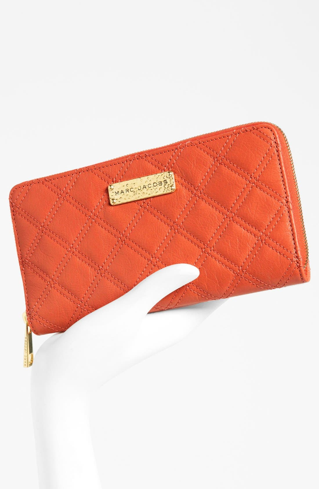 Alternate Image 2  - MARC JACOBS 'Baroque - Sister' Leather Wallet