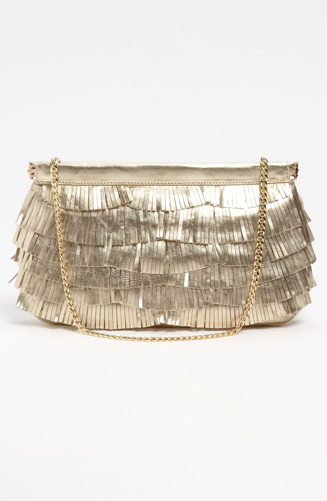 Alternate Image 4  - Milly 'Nikki Fringe Facile' Clutch