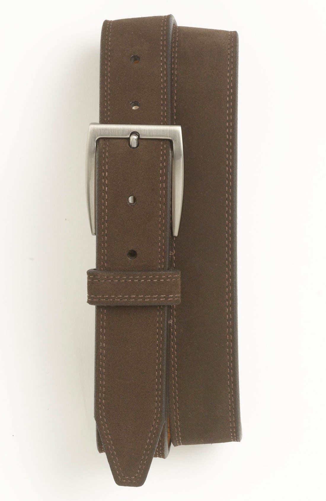 Alternate Image 1 Selected - Remo Tulliani 'Marco' Leather Belt