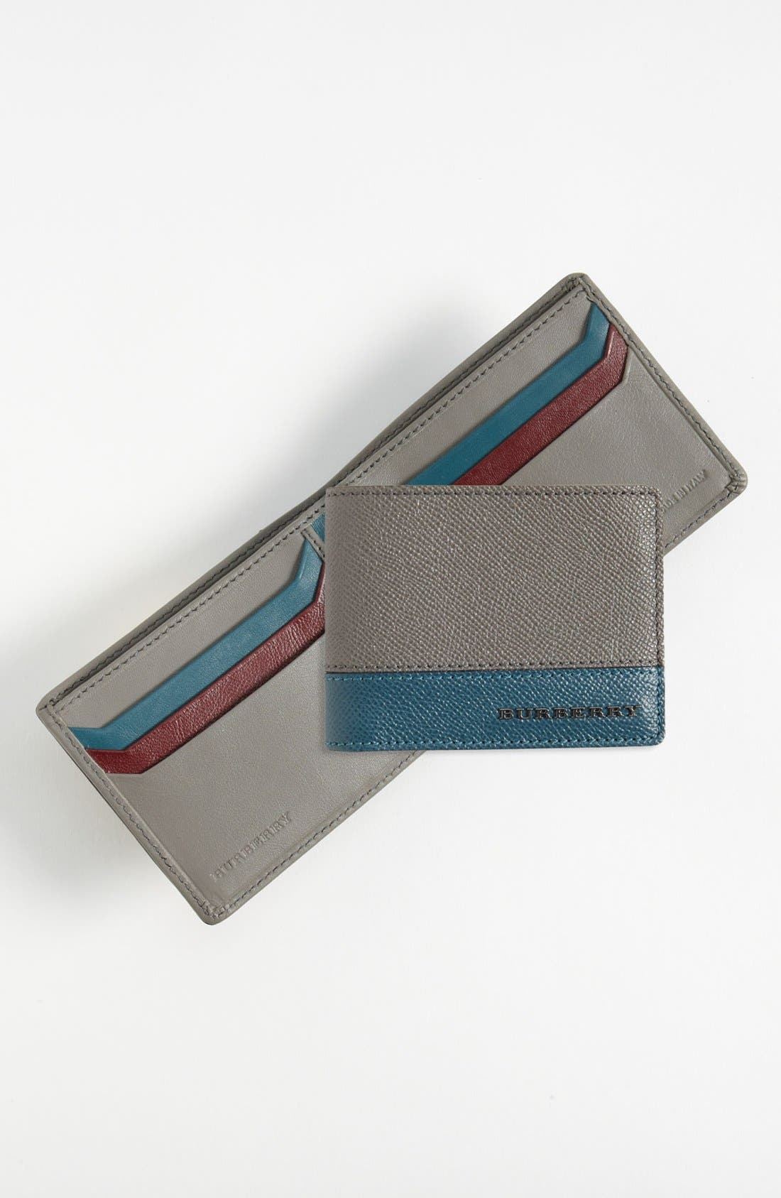 Alternate Image 1 Selected - Burberry Wallet