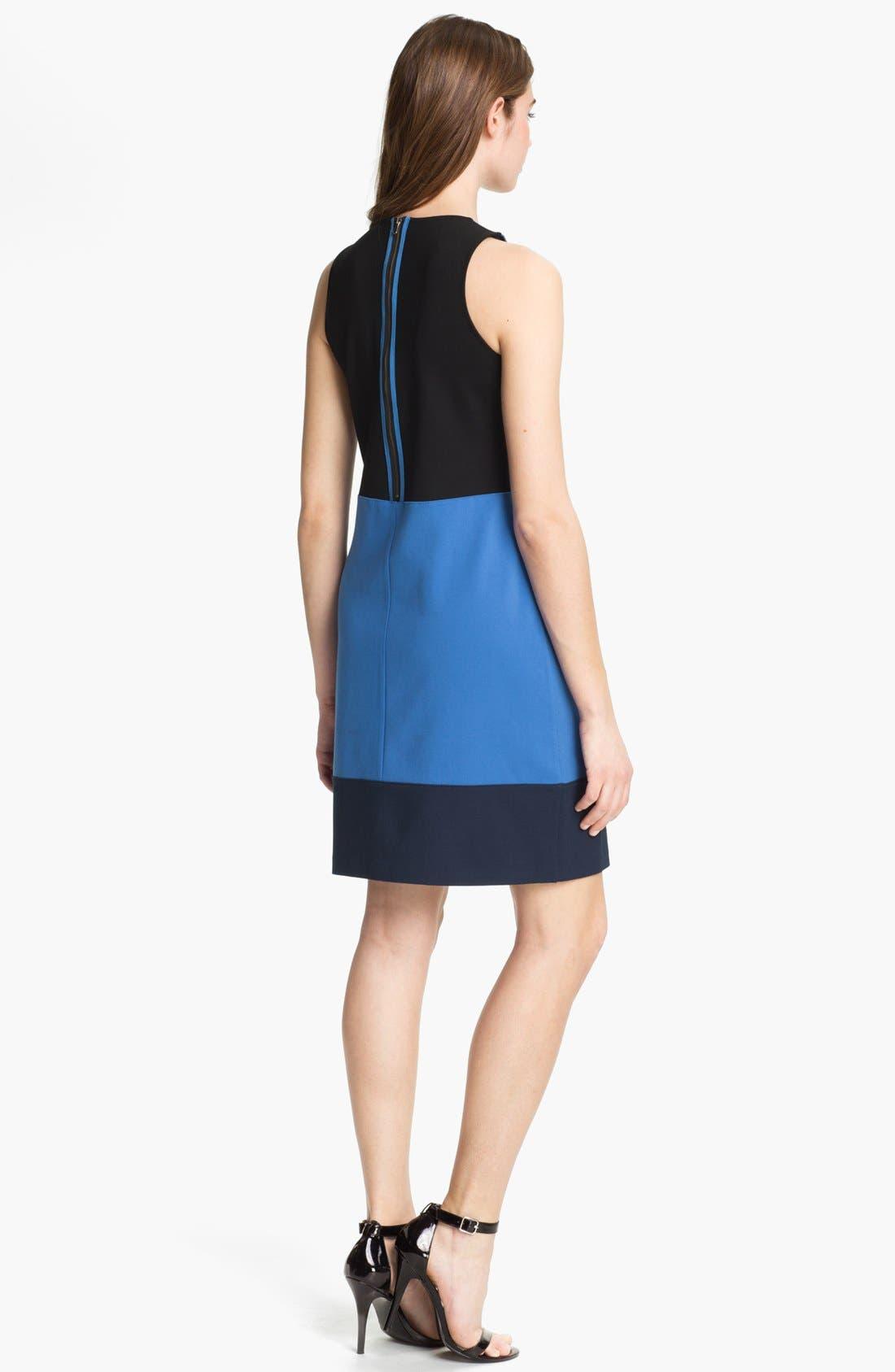 Alternate Image 2  - Kenneth Cole New York 'Lia' Colorblock Dress