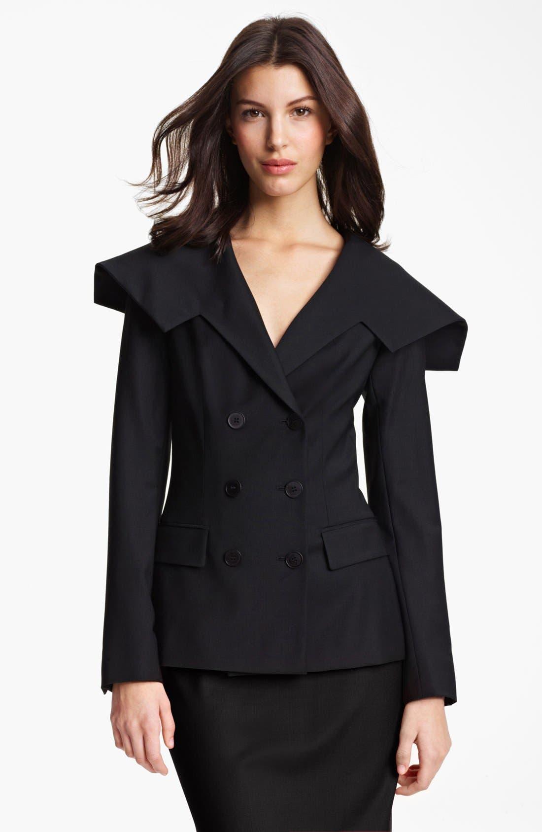 Alternate Image 1 Selected - Jean Paul Gaultier Sailor Collar Jacket