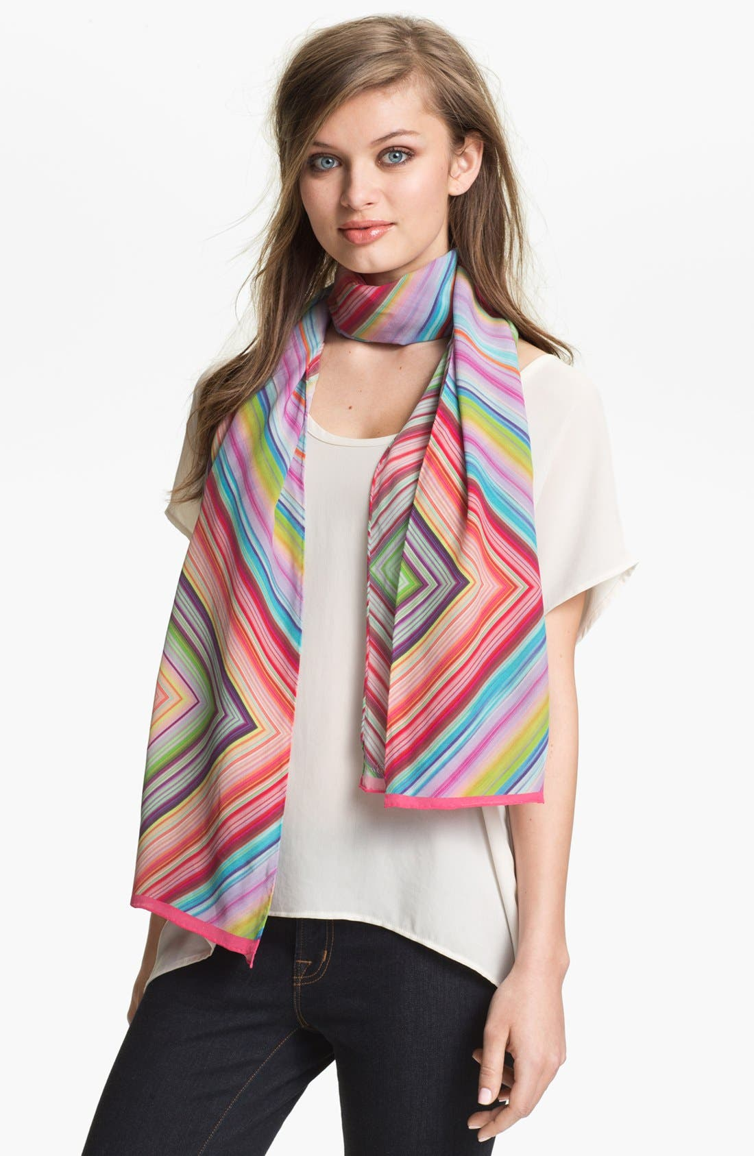 Alternate Image 1 Selected - Ted Baker London Silk Scarf