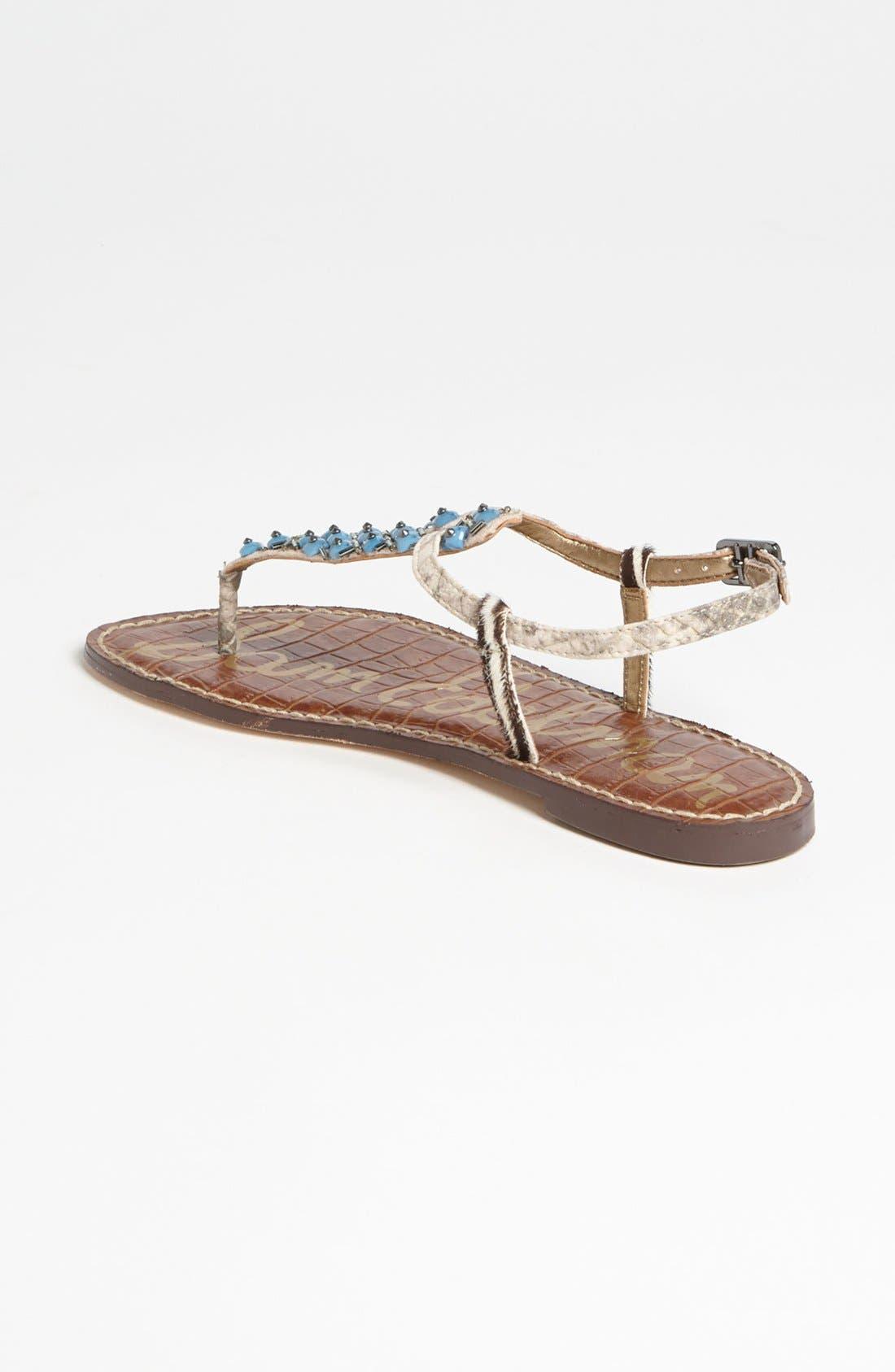 Alternate Image 2  - Sam Edelman 'Gaines' Sandal