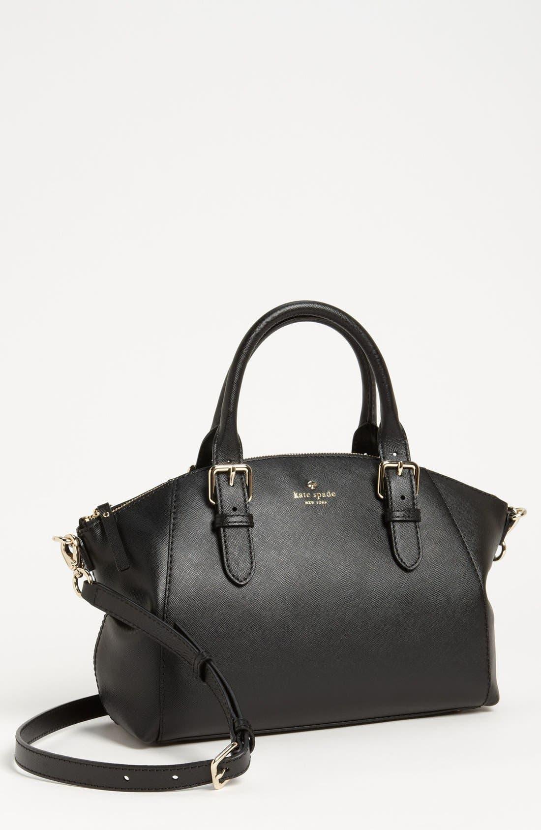 Main Image - kate spade new york 'charlotte street - small sloan' satchel
