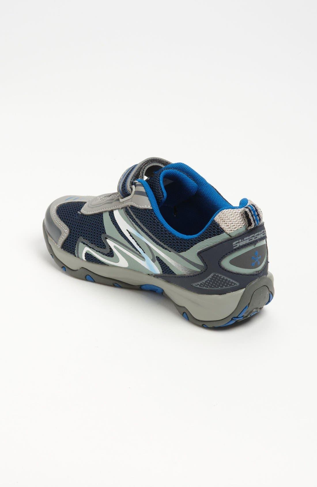 Alternate Image 2  - Swissies 'Speed' Sneaker (Toddler & Little Kid)