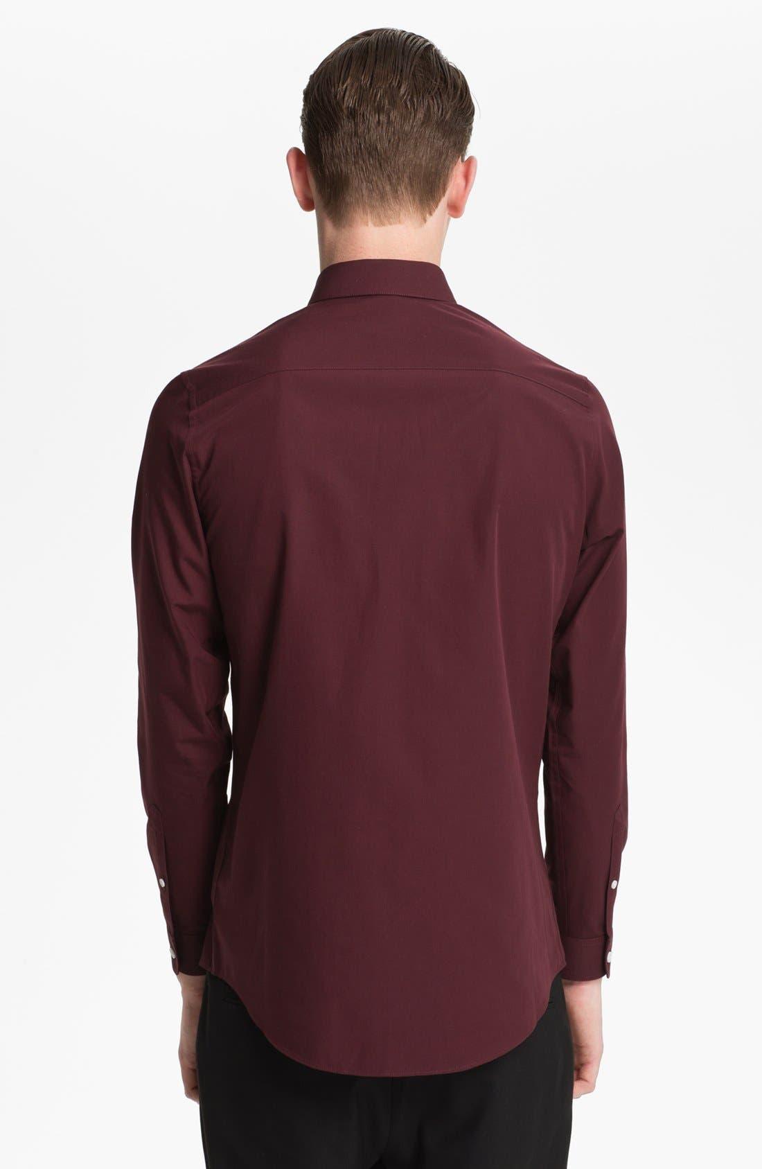 Alternate Image 2  - Topman 'Smart' Dress Shirt
