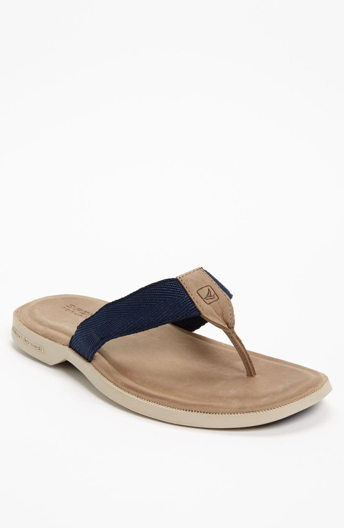 Alternate Image 1 Selected - Sperry Top-Sider® 'Harrison' Flip Flop (Men)