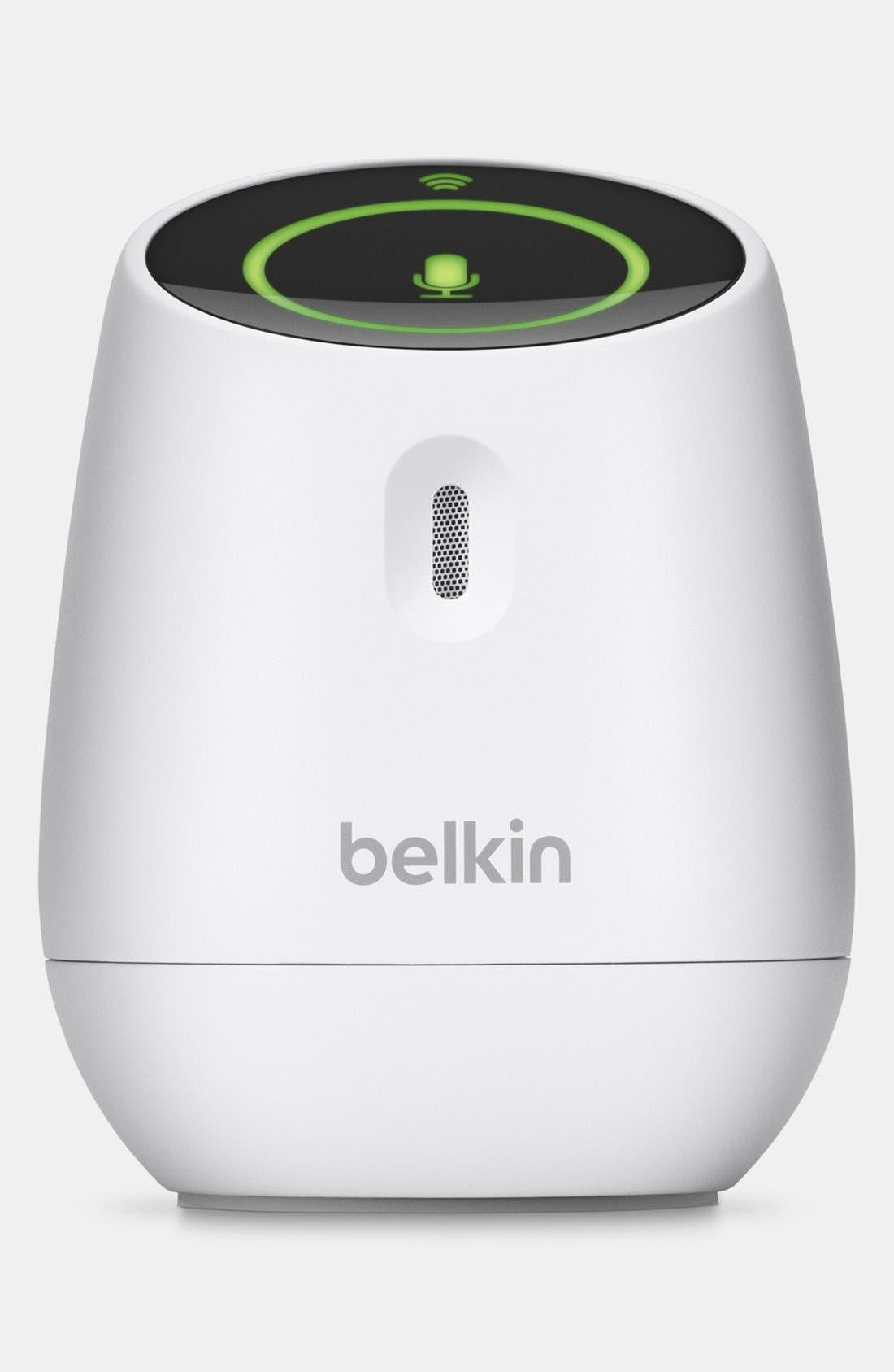 Alternate Image 1 Selected - Belkin 'WeMo' Baby Monitor