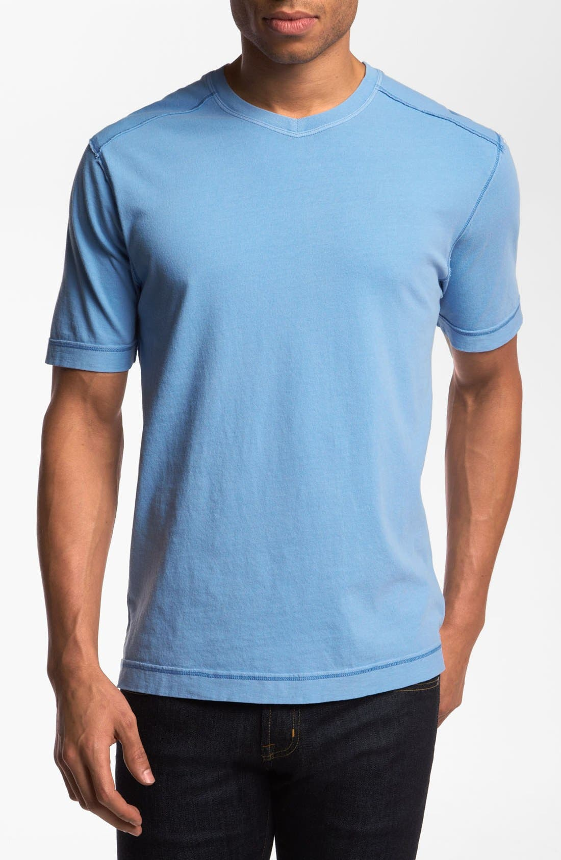 Alternate Image 1 Selected - Tommy Bahama Denim 'Cohen' T-Shirt (Big & Tall)