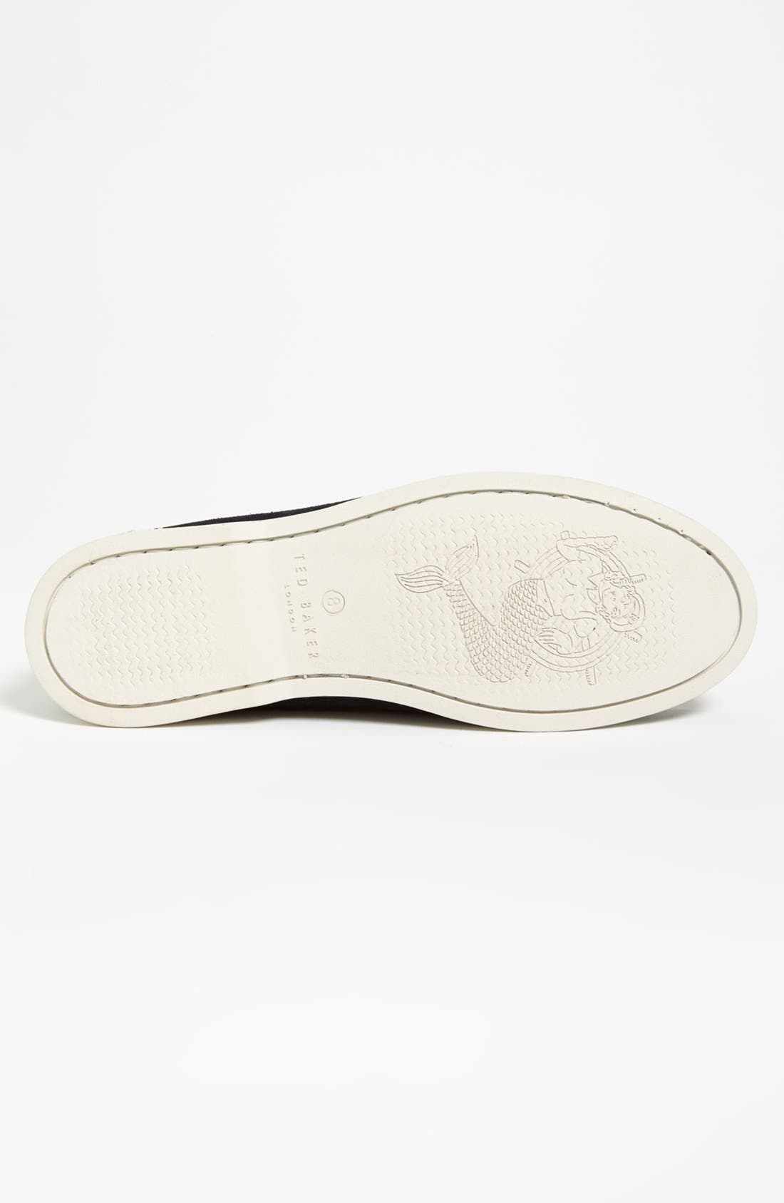 Alternate Image 4  - Ted Baker London 'Seelo' Penny Loafer (Online Only)