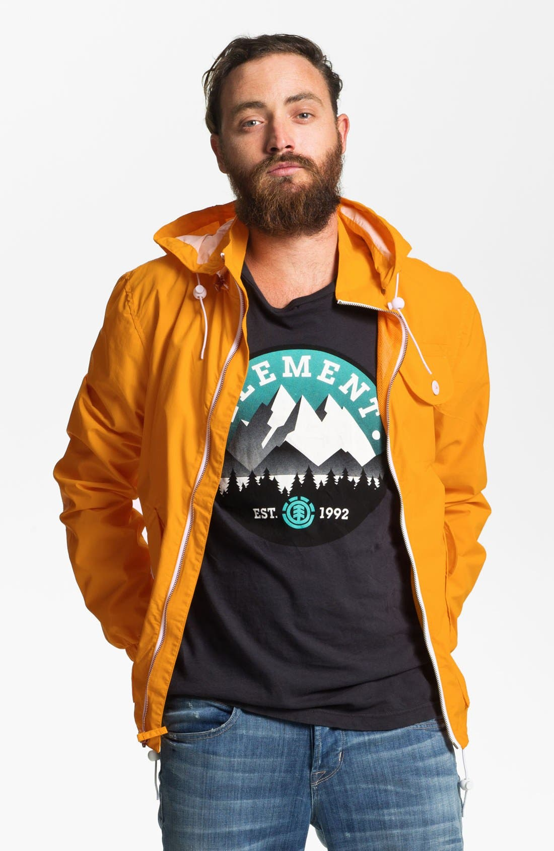 Alternate Image 1 Selected - Penfield 'Rochester' Nylon Jacket