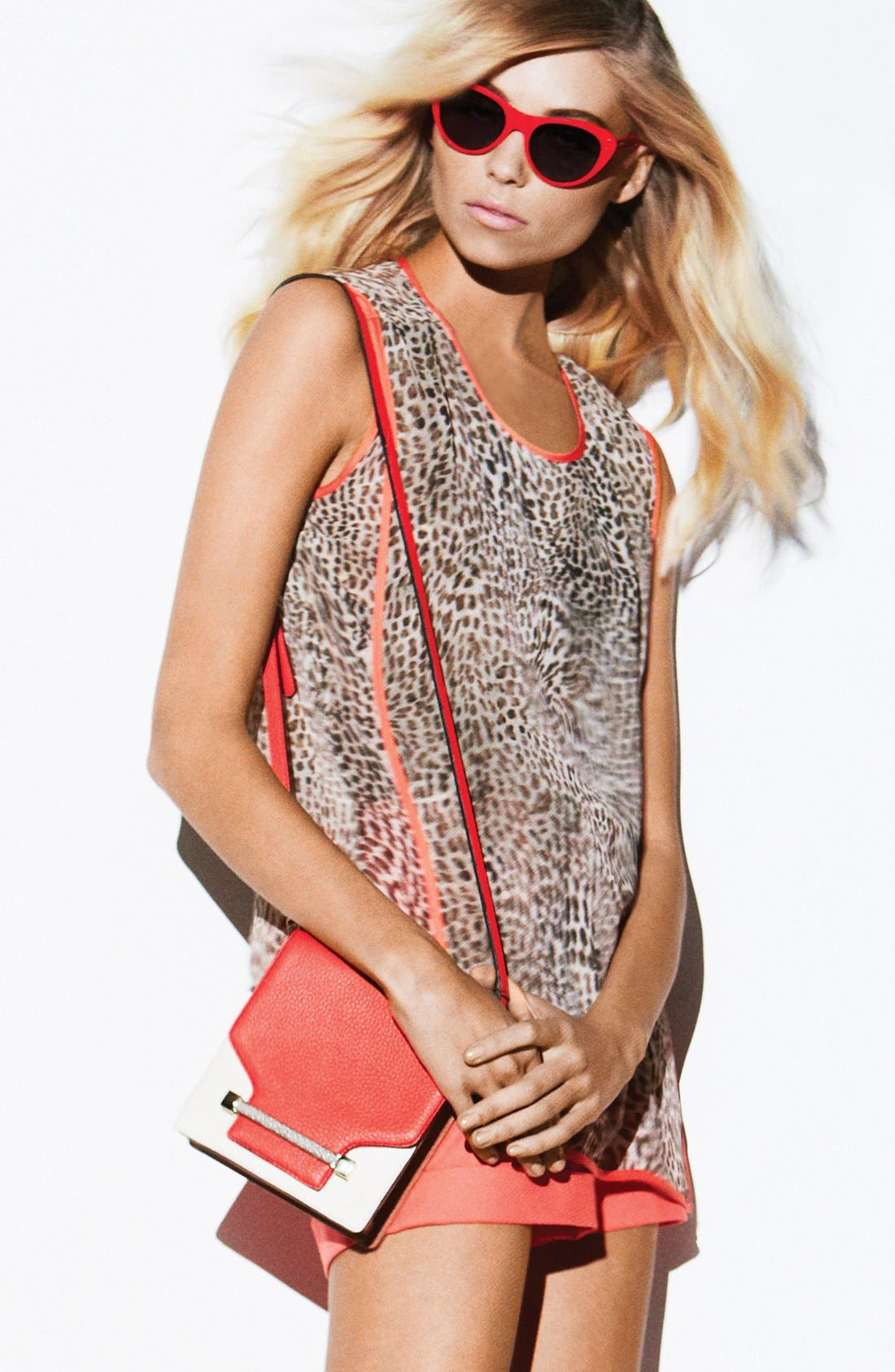 Alternate Image 5  - Vince Camuto 'Julia' Crossbody Bag