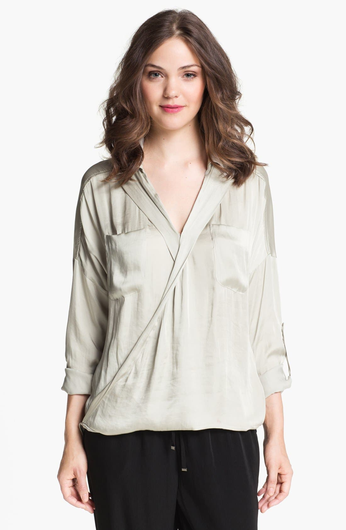 Alternate Image 1 Selected - Kenneth Cole New York 'Gail' Blouse (Online Only)