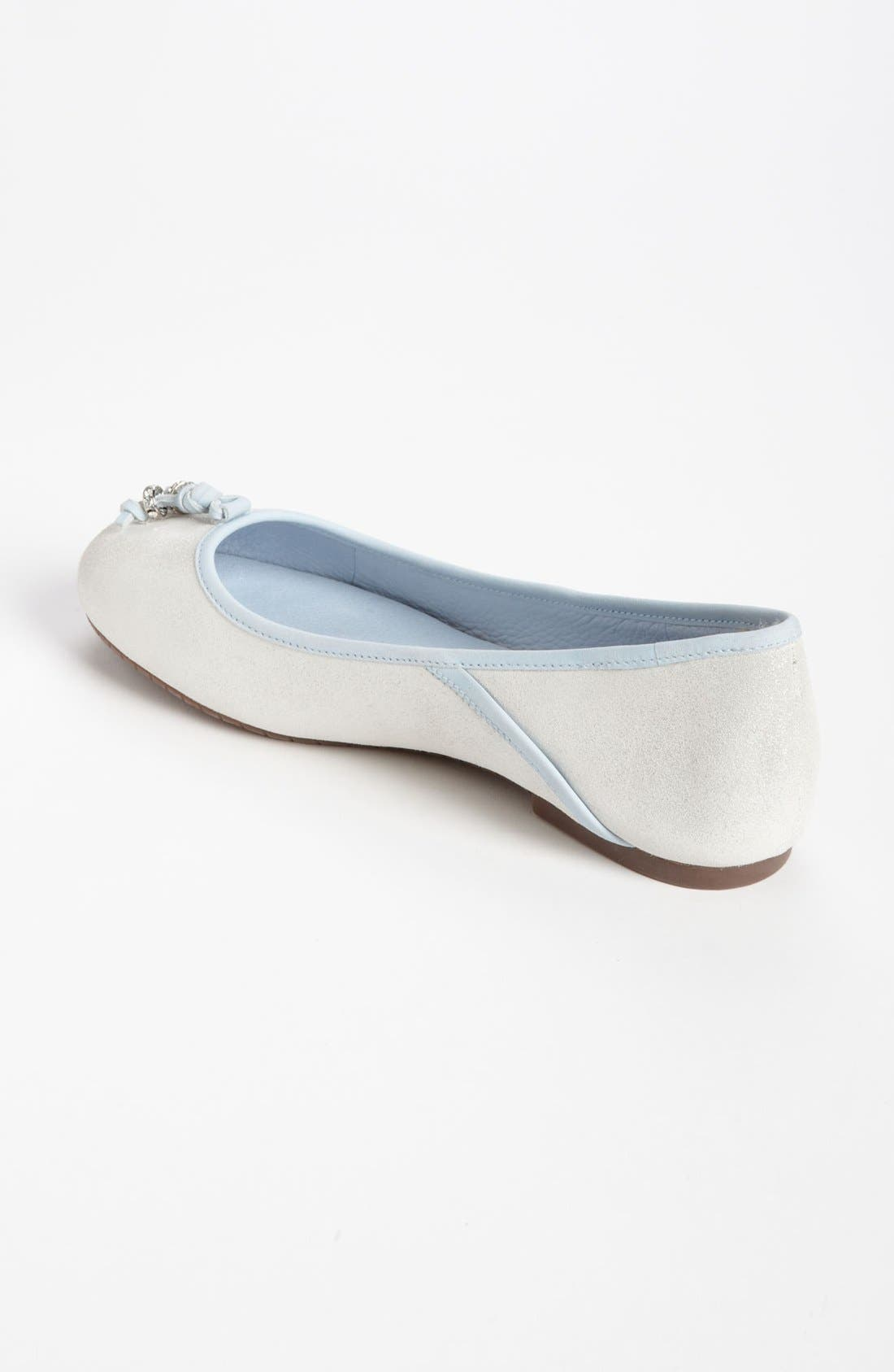 Alternate Image 2  - UGG® Australia 'Antora - I Do' Leather Flat