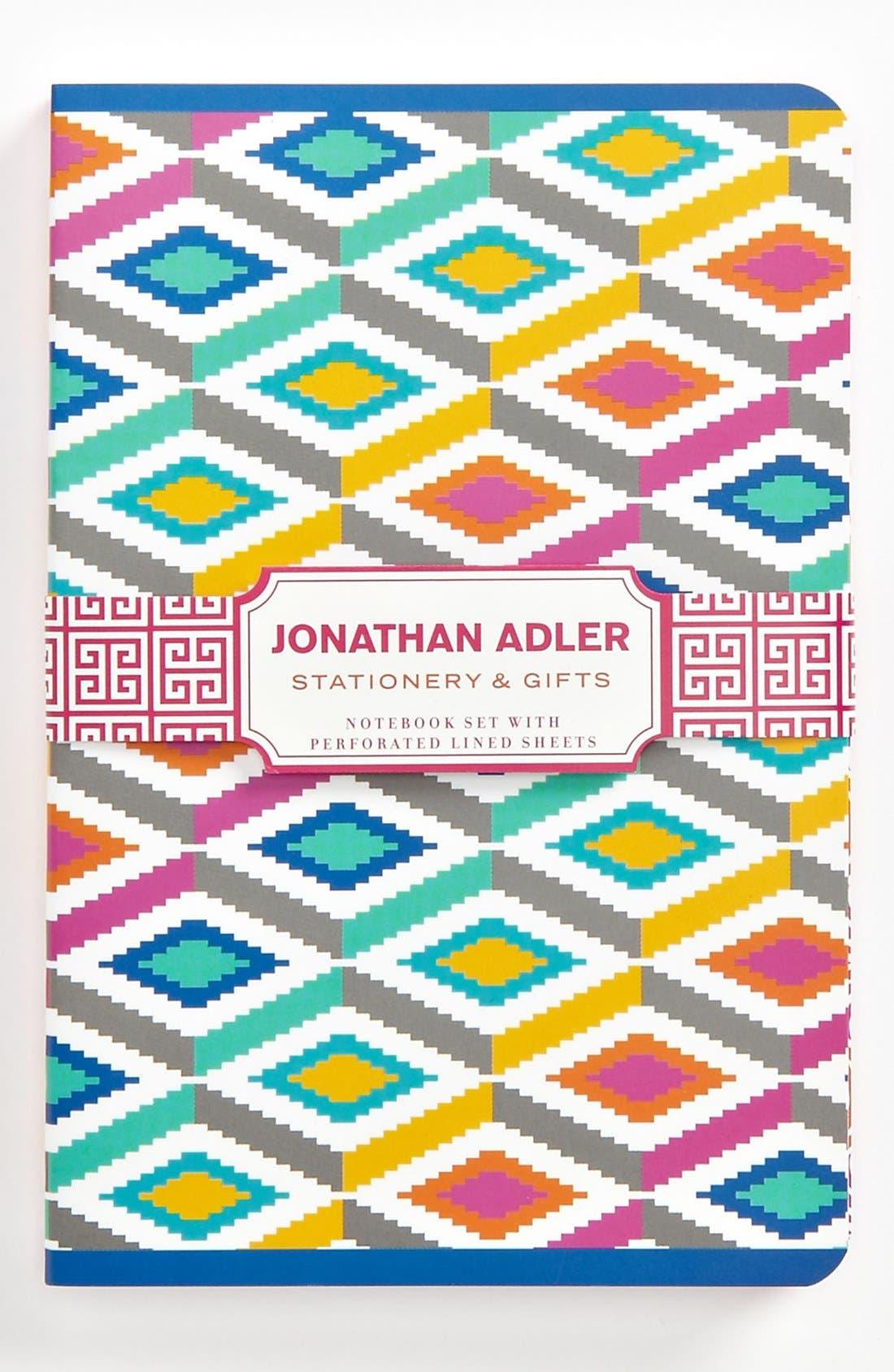 Alternate Image 2  - Jonathan Adler Notebook Set