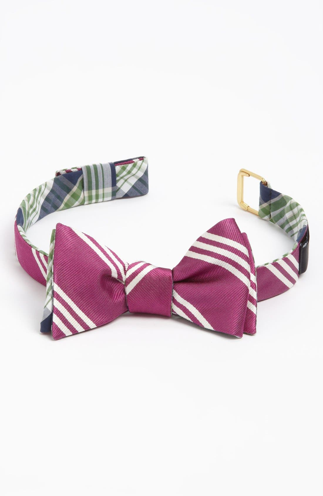 Alternate Image 2  - Brooks Brothers Reversible Bow Tie