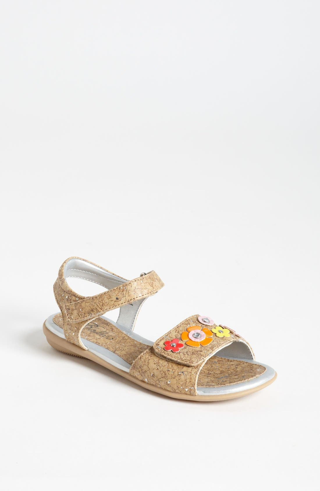 Alternate Image 1 Selected - Balleto 'Corky' Sandal (Walker, Toddler, Little Kid & Big Kid)
