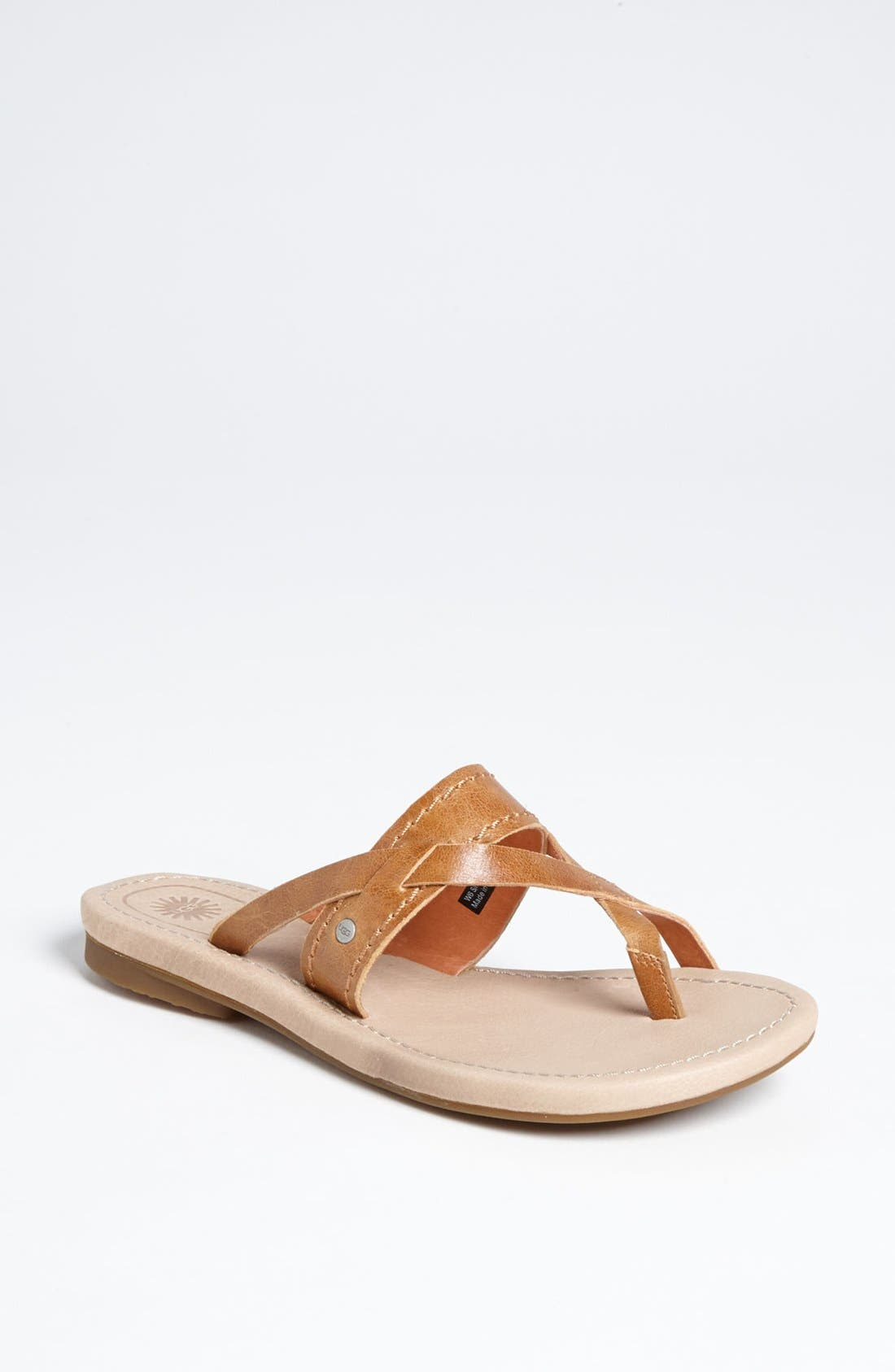 Alternate Image 1 Selected - UGG® Australia 'Mireya' Sandal (Women)