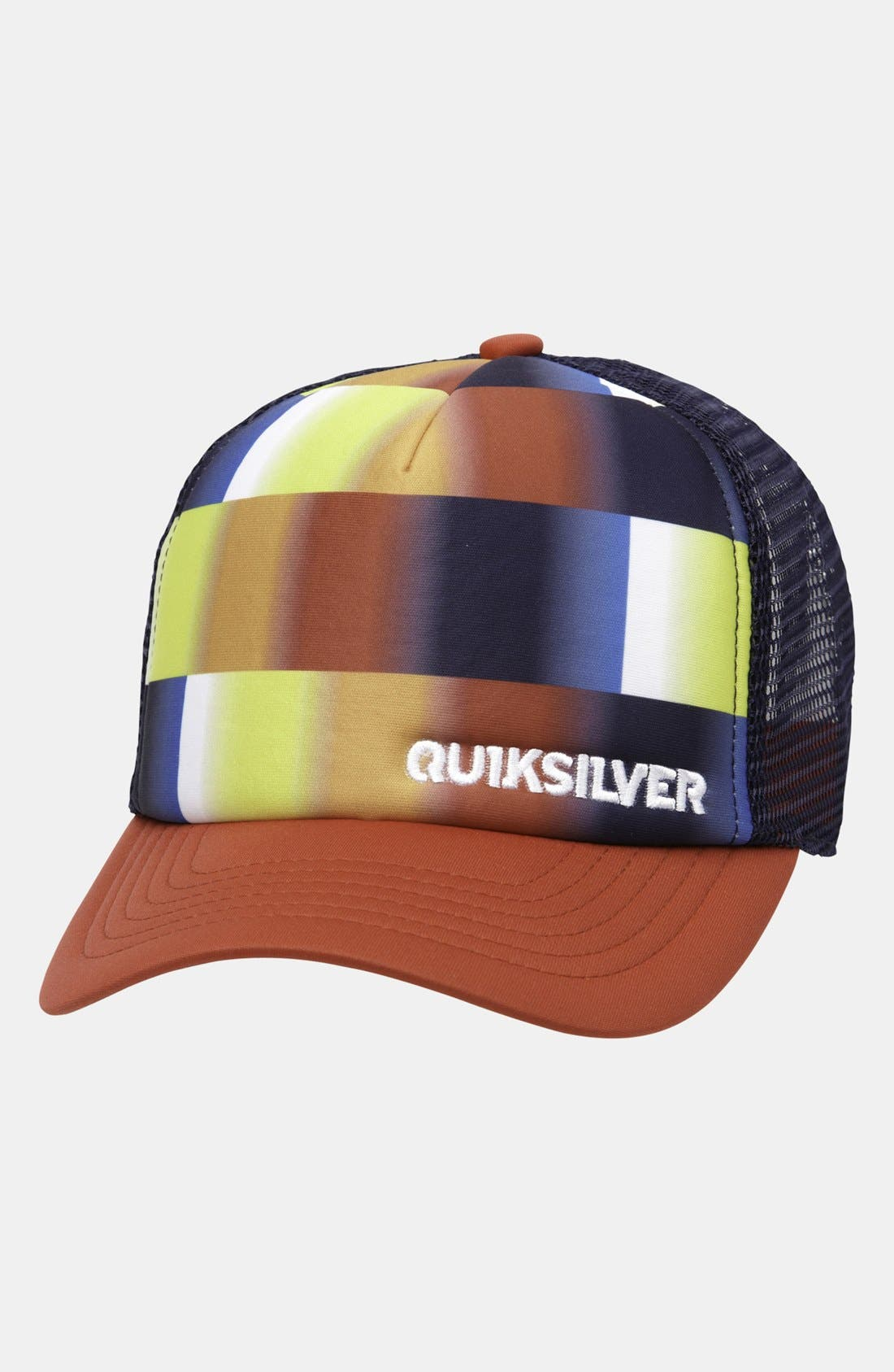 Alternate Image 1 Selected - Quiksilver 'Boards' Hat (Boys)