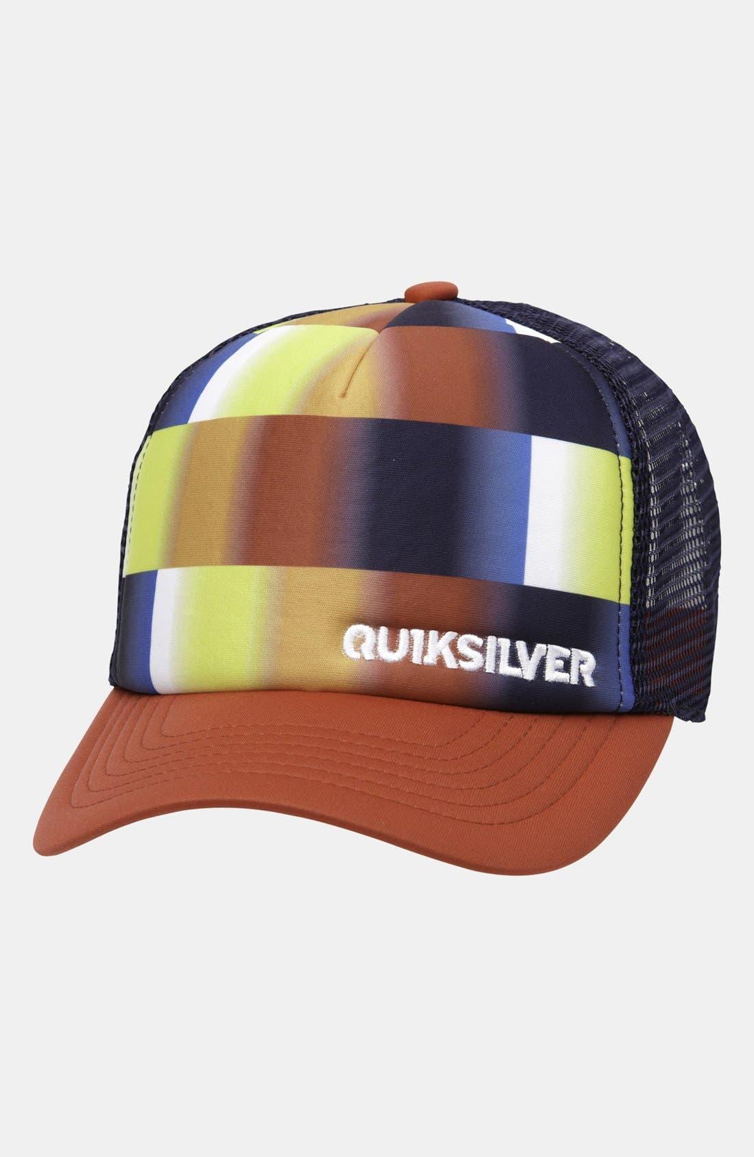 Main Image - Quiksilver 'Boards' Hat (Boys)