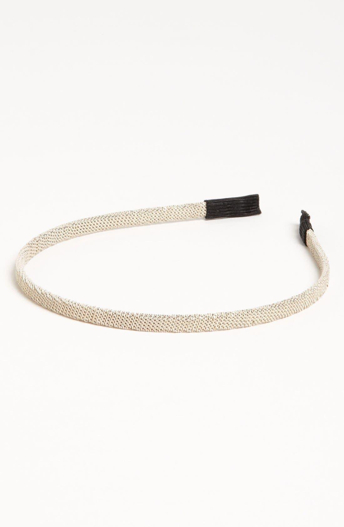 Main Image - Cara Shimmer Headband (Girls)