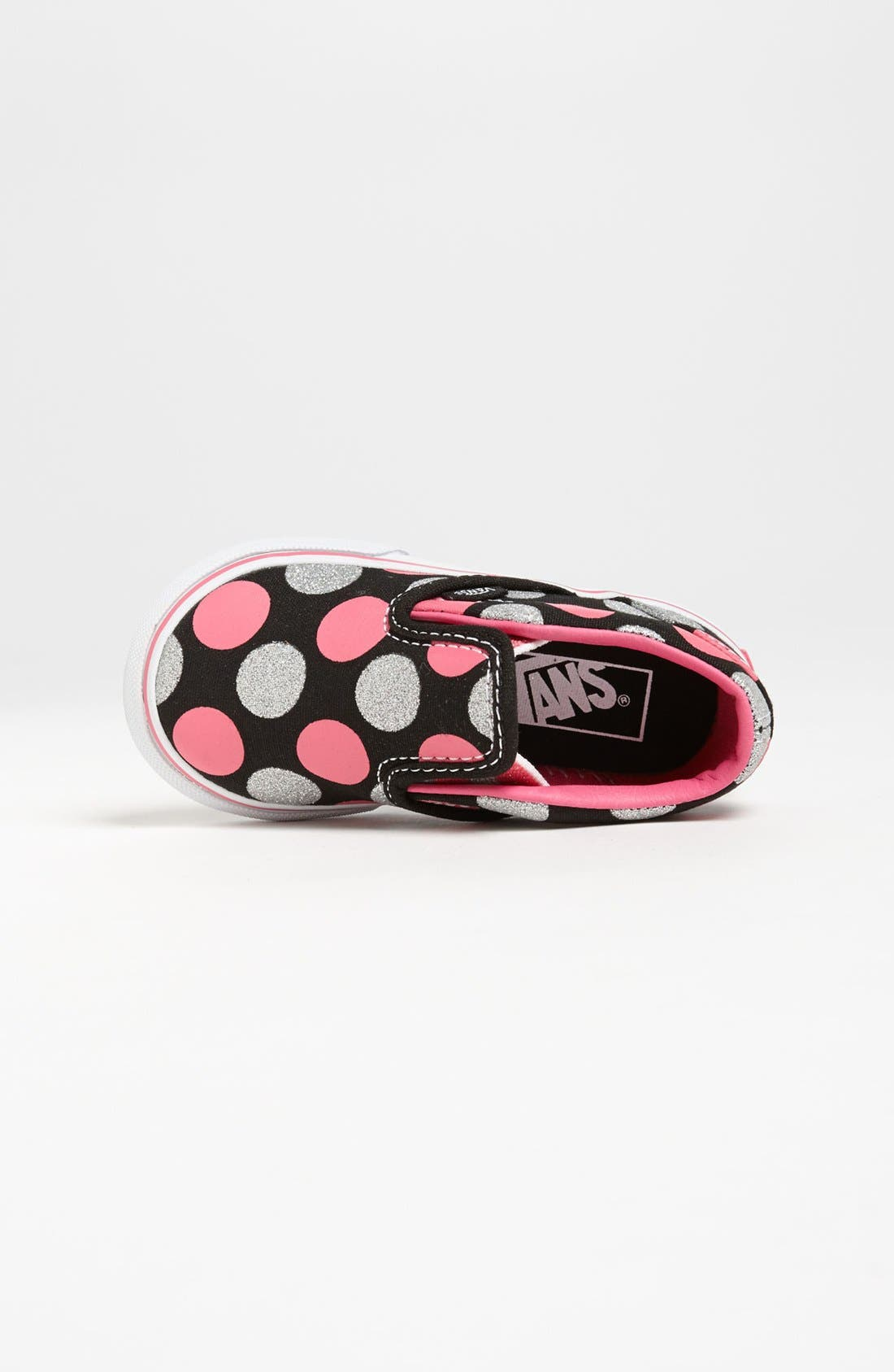 Alternate Image 3  - Vans Classic Slip-On (Baby, Walker & Toddler)