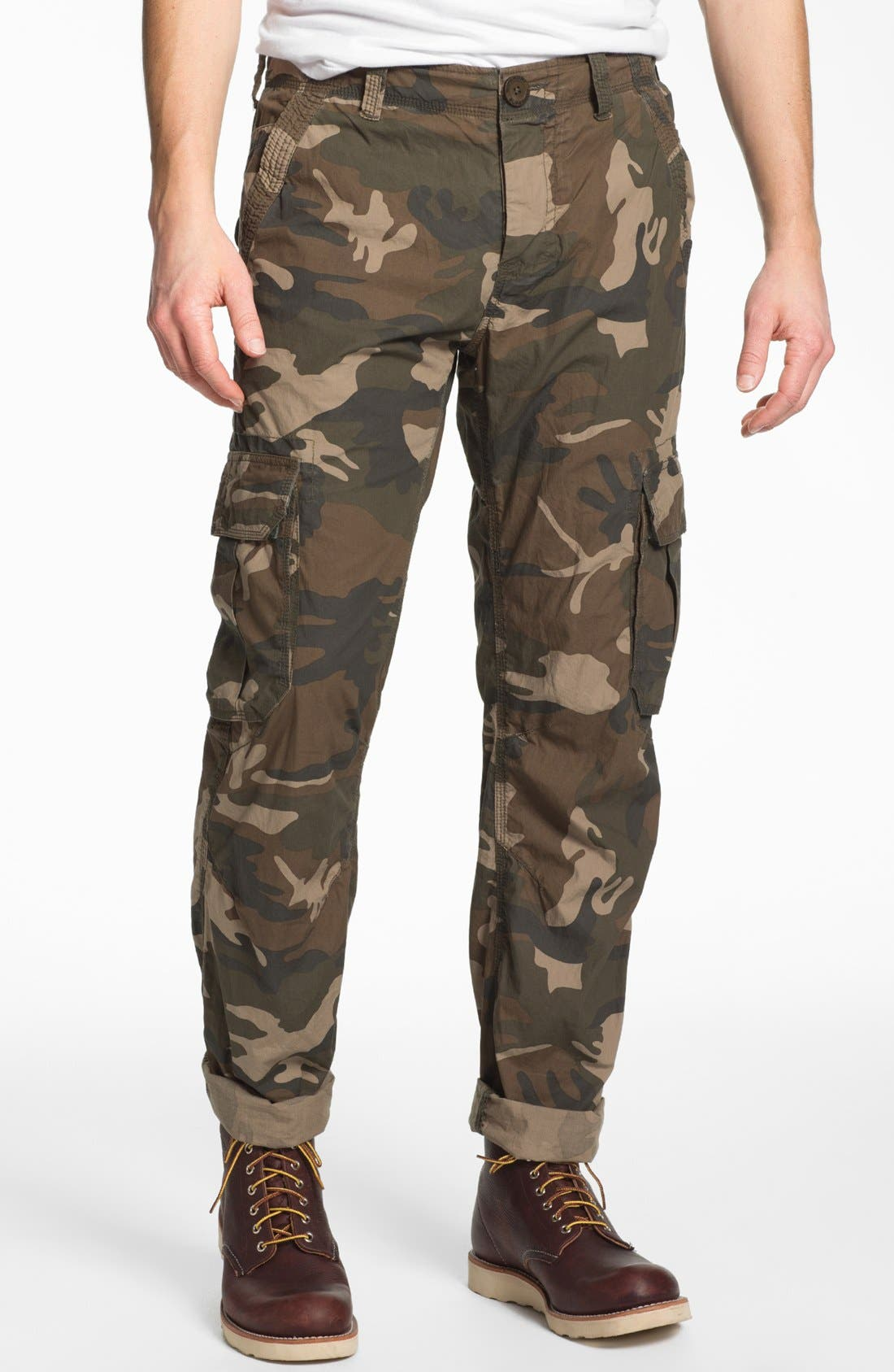 Alternate Image 1 Selected - Superdry Military Cargo Pants